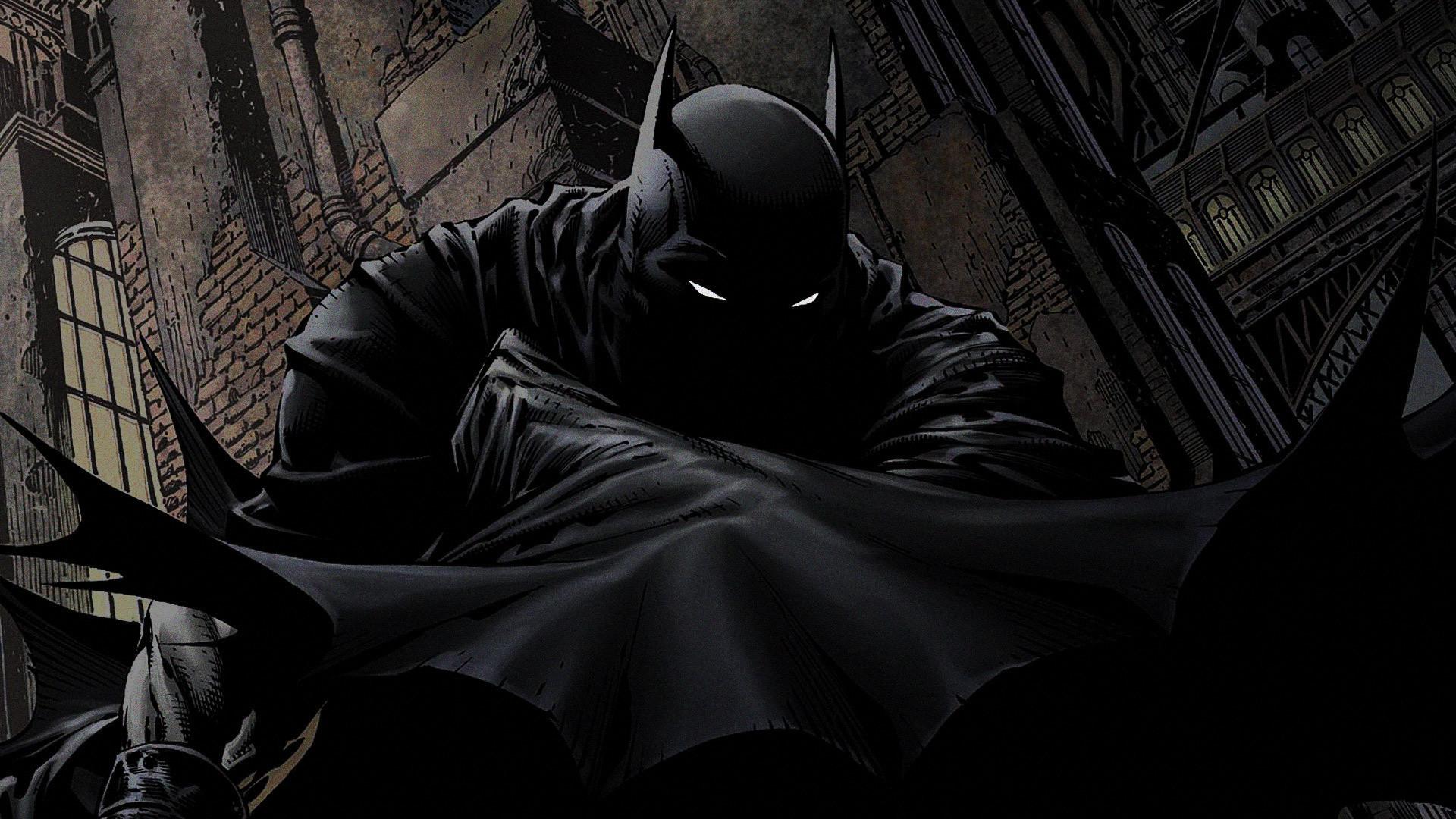Res: 1920x1080, Batman Comic Wallpaper 1080p