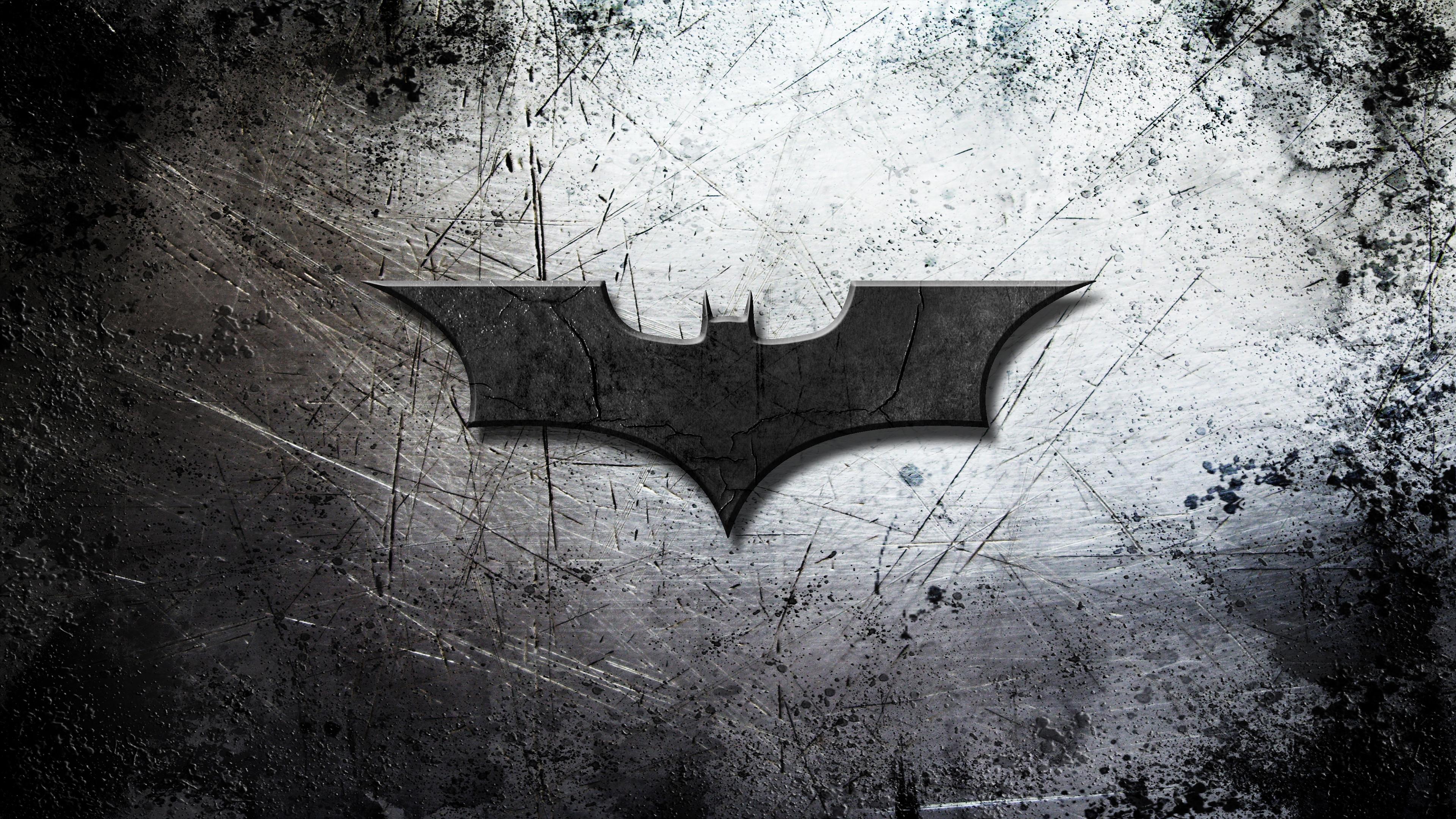 Res: 3840x2160, Comics - Batman Batman Symbol Wallpaper