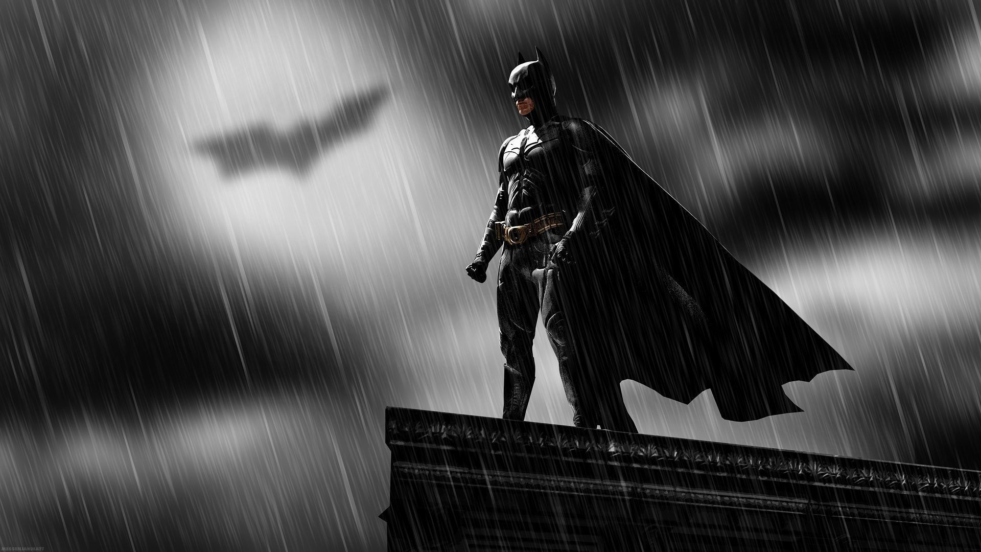Res: 1920x1080, 50 Batman Logo wallpapers For Free Download (HD 1080p) - HD Wallpapers