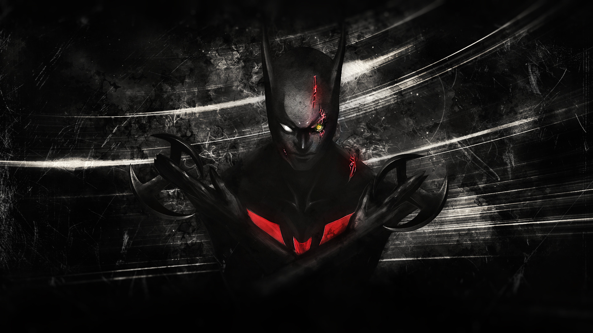 Res: 1920x1080, Batman Beyond Wallpapers Hd
