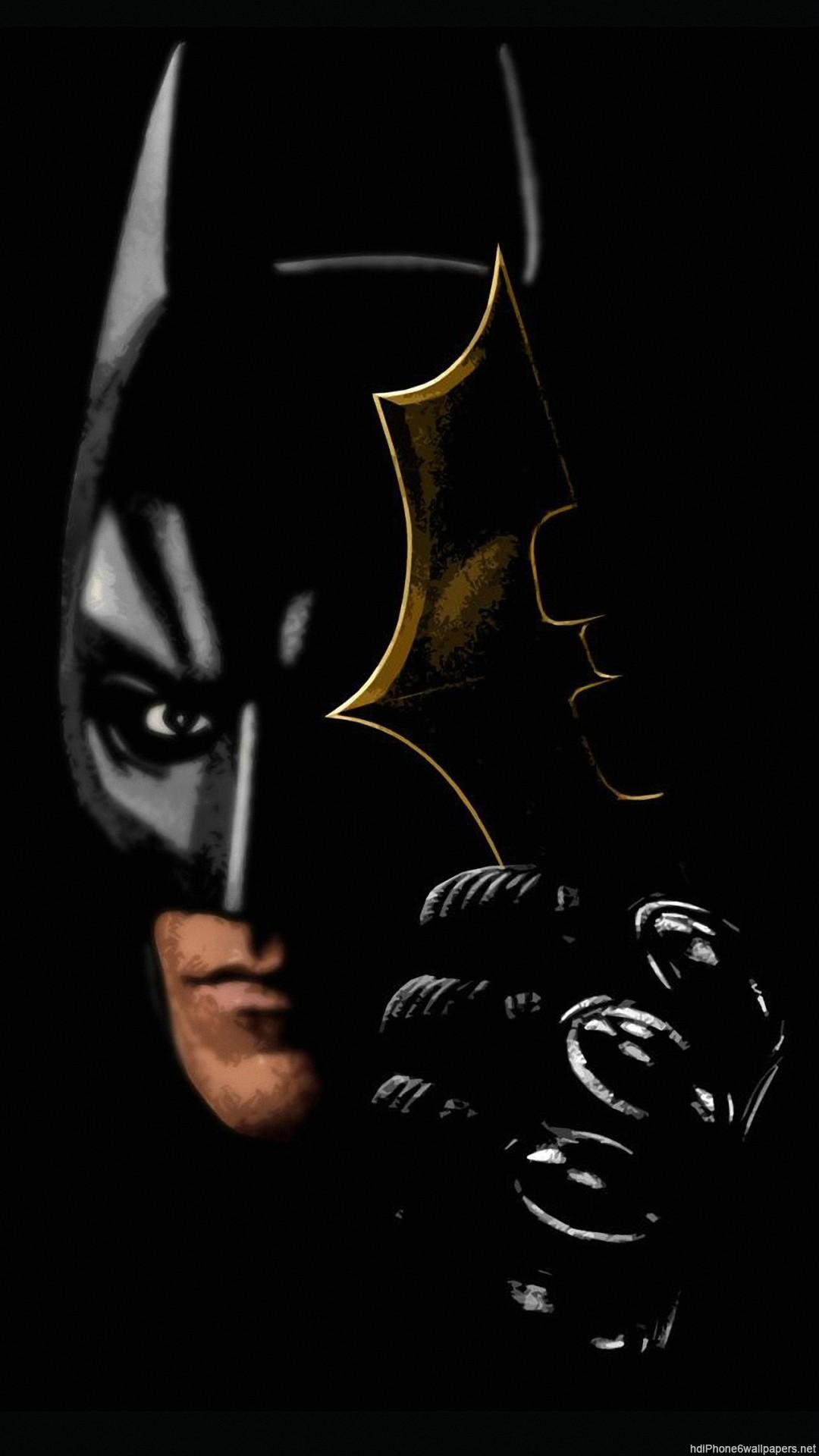 Res: 1080x1920,  Batman iPhone 6 wallpapers HD - 6 Plus backgrounds