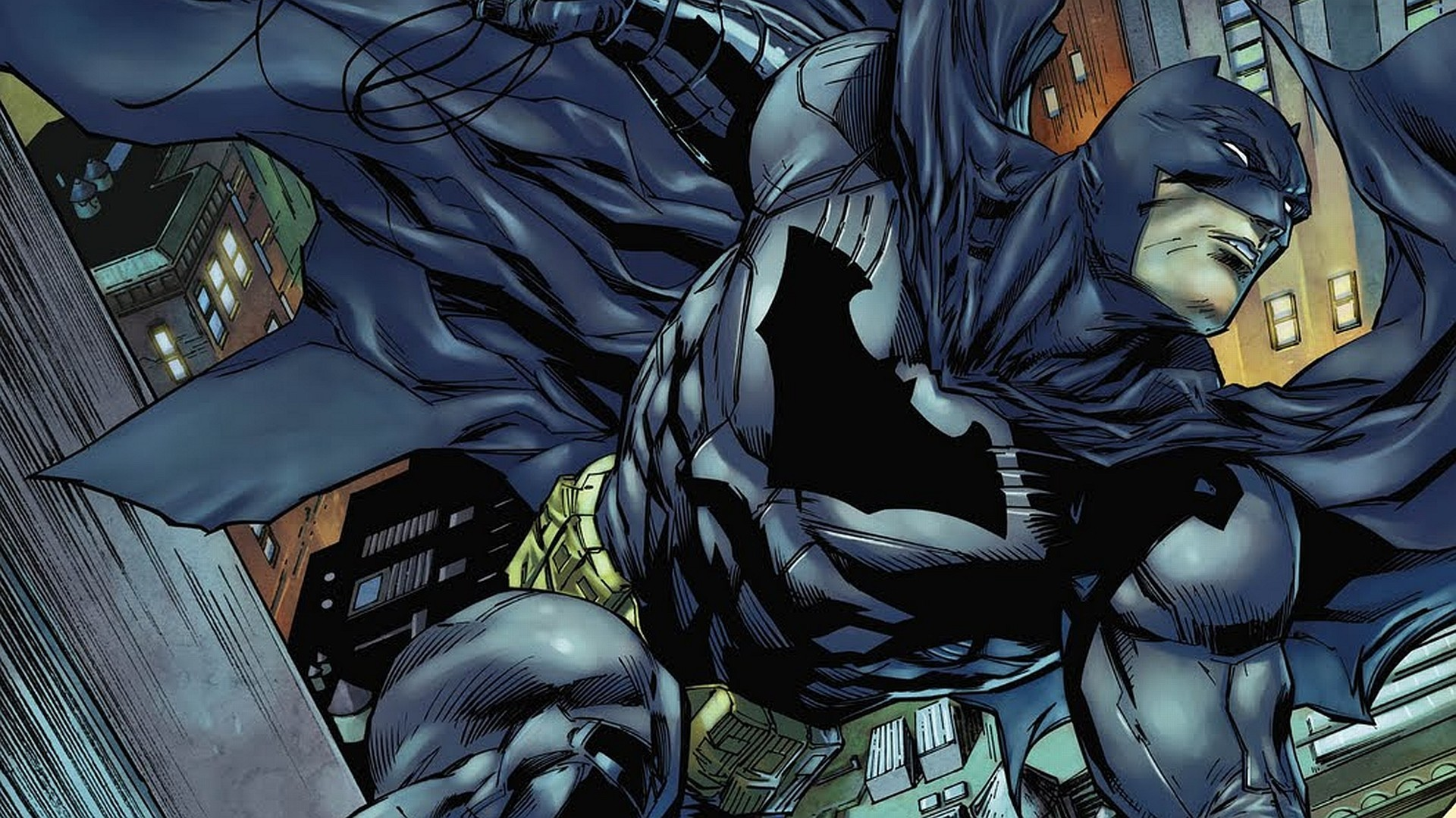 Res: 1920x1080, Batman Comic Wallpaper For Android