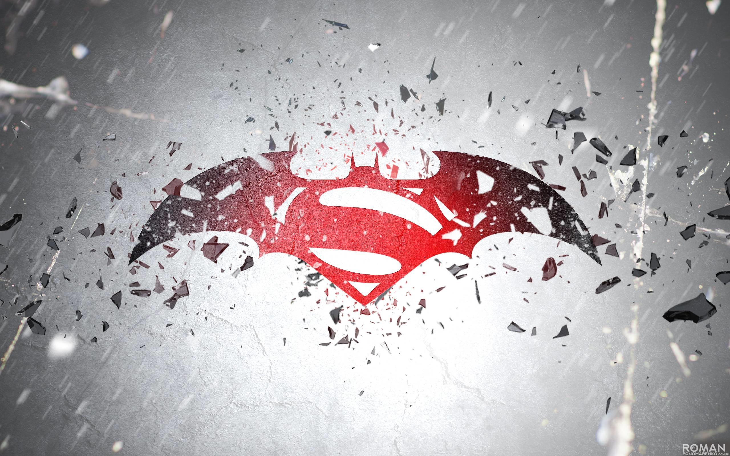 Res: 2560x1600, Batman V Superman Logo Exclusive HD Wallpapers #6799