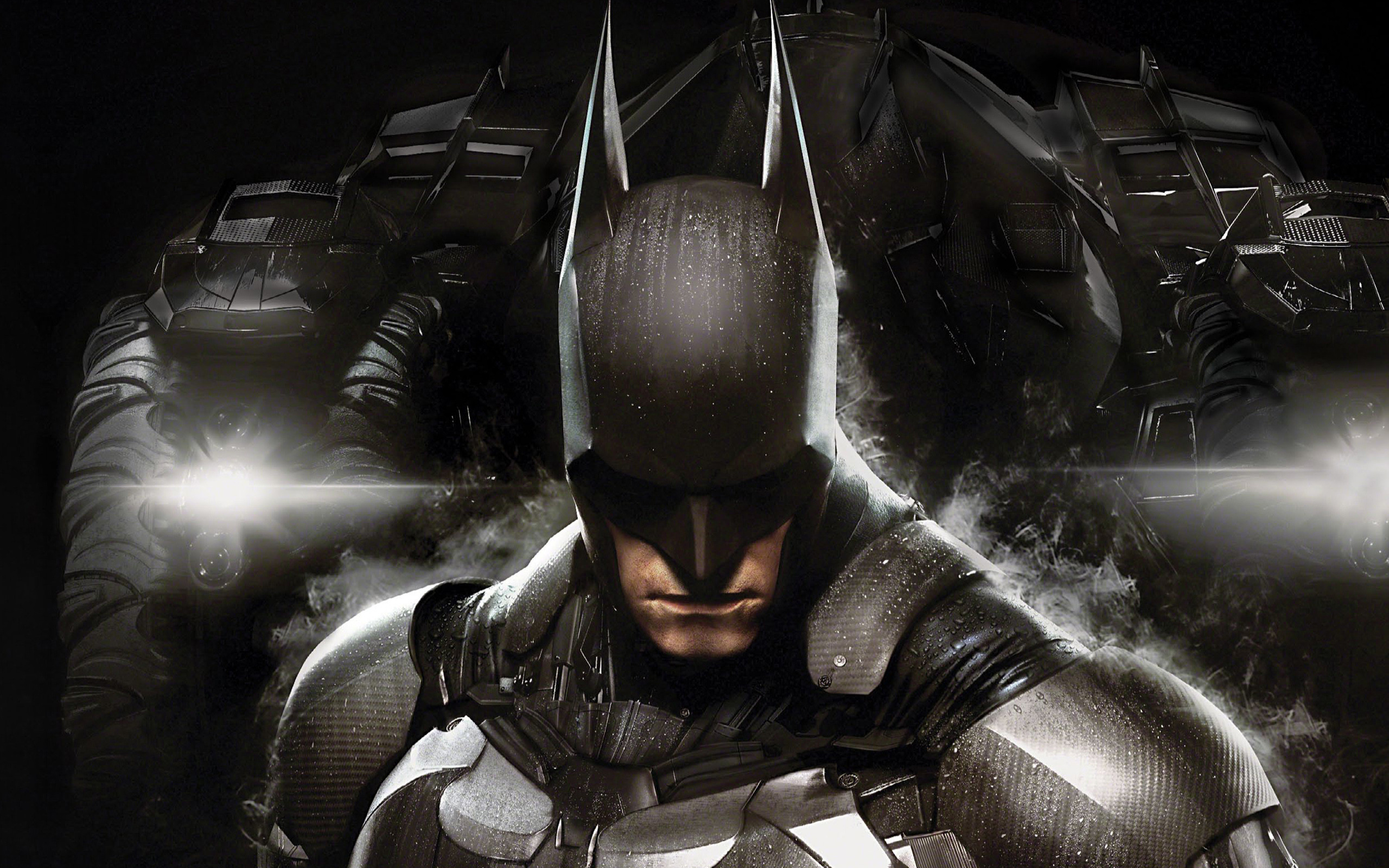 Res: 2560x1600, Batman Arkham Knight 1080p Image | Full HD Pictures | M.F. Backgrounds