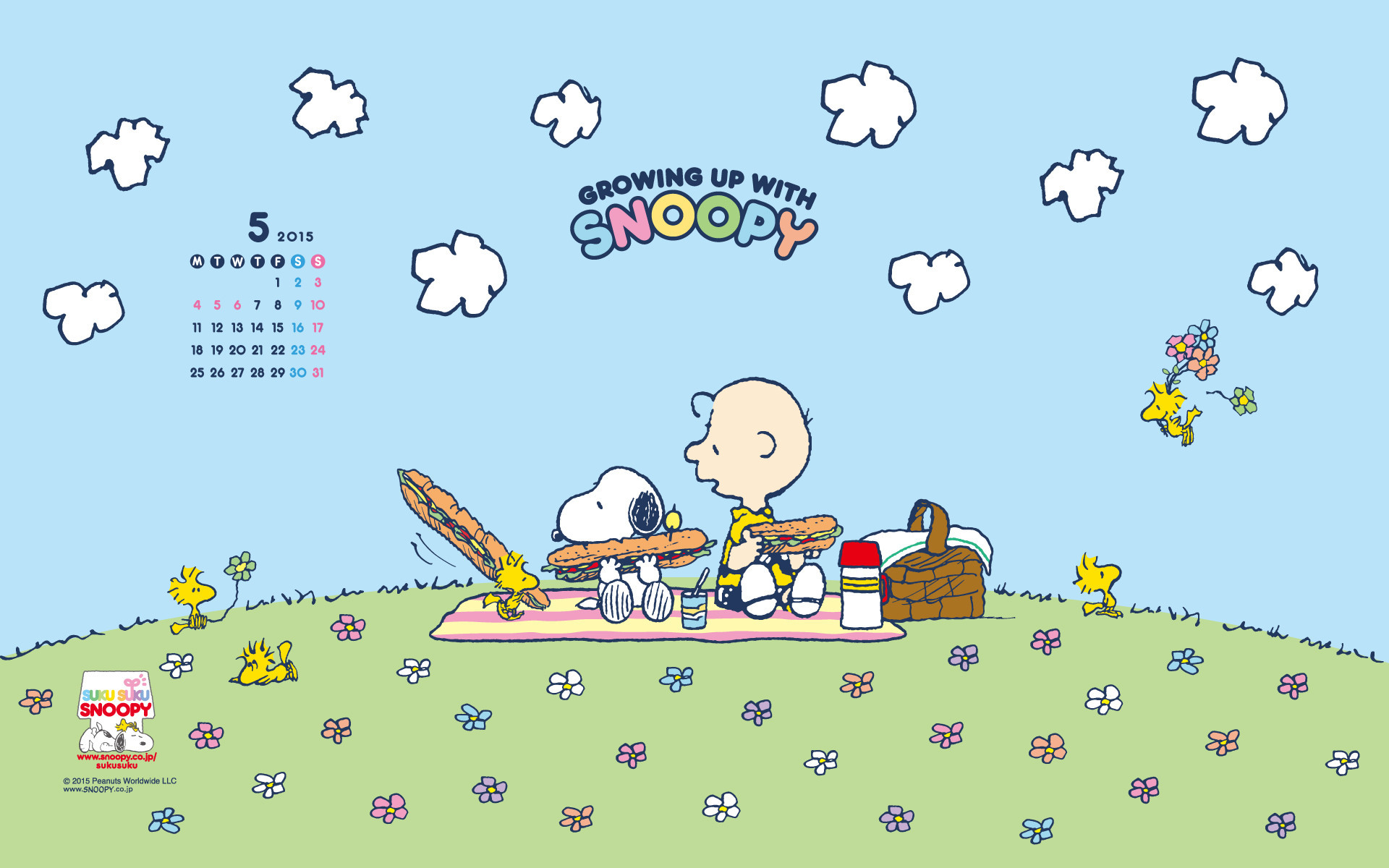 Snoopy Thanksgiving wallpapers - HD