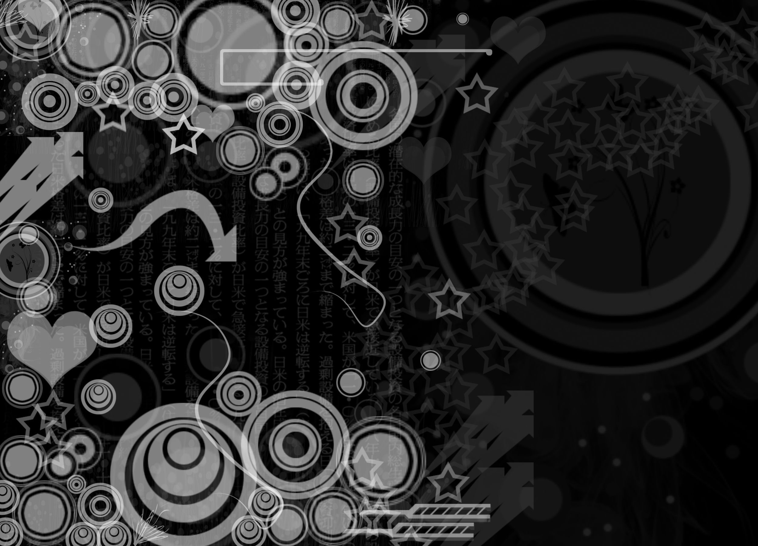 Res: 2500x1800, Download Black And White Design Wallpaper | Full HD Wallpapers