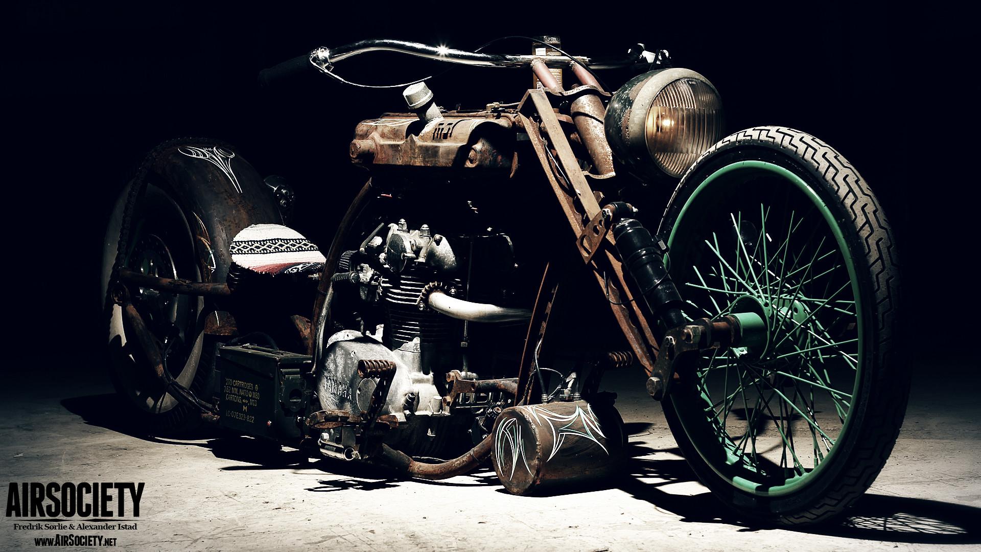 Res: 1920x1080, Bobber Motorcycle Desktop Wallpapers, Bobber Motorcycle Wallpapers
