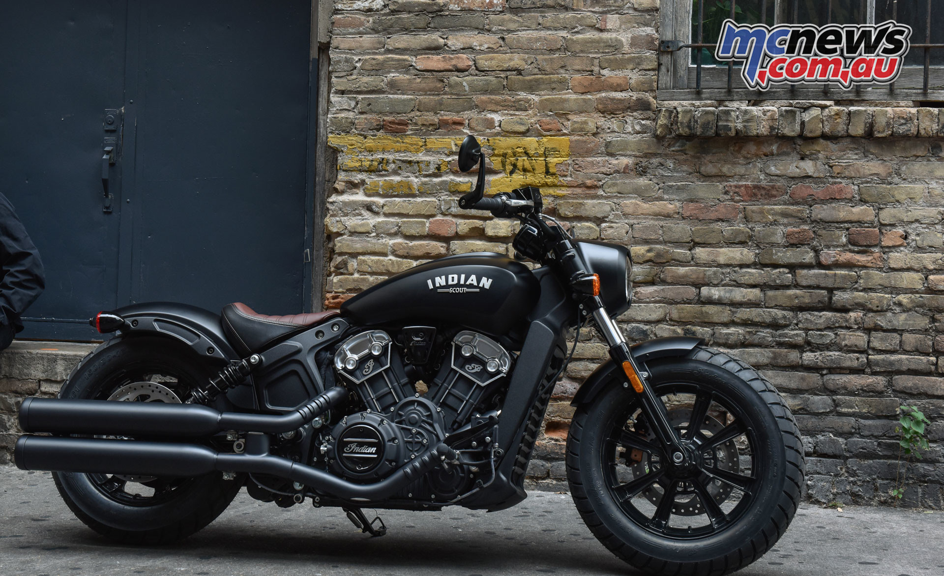 Res: 1920x1171, 2018 Indian Scout Bobber