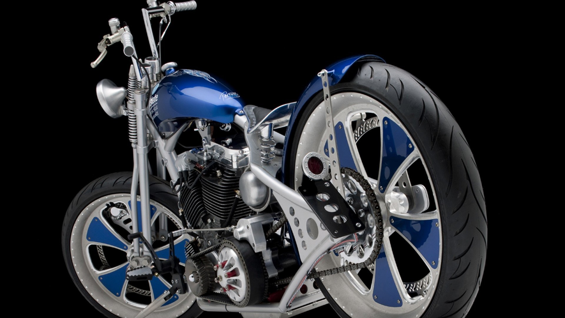 Res: 1920x1080, bobber motorcycle