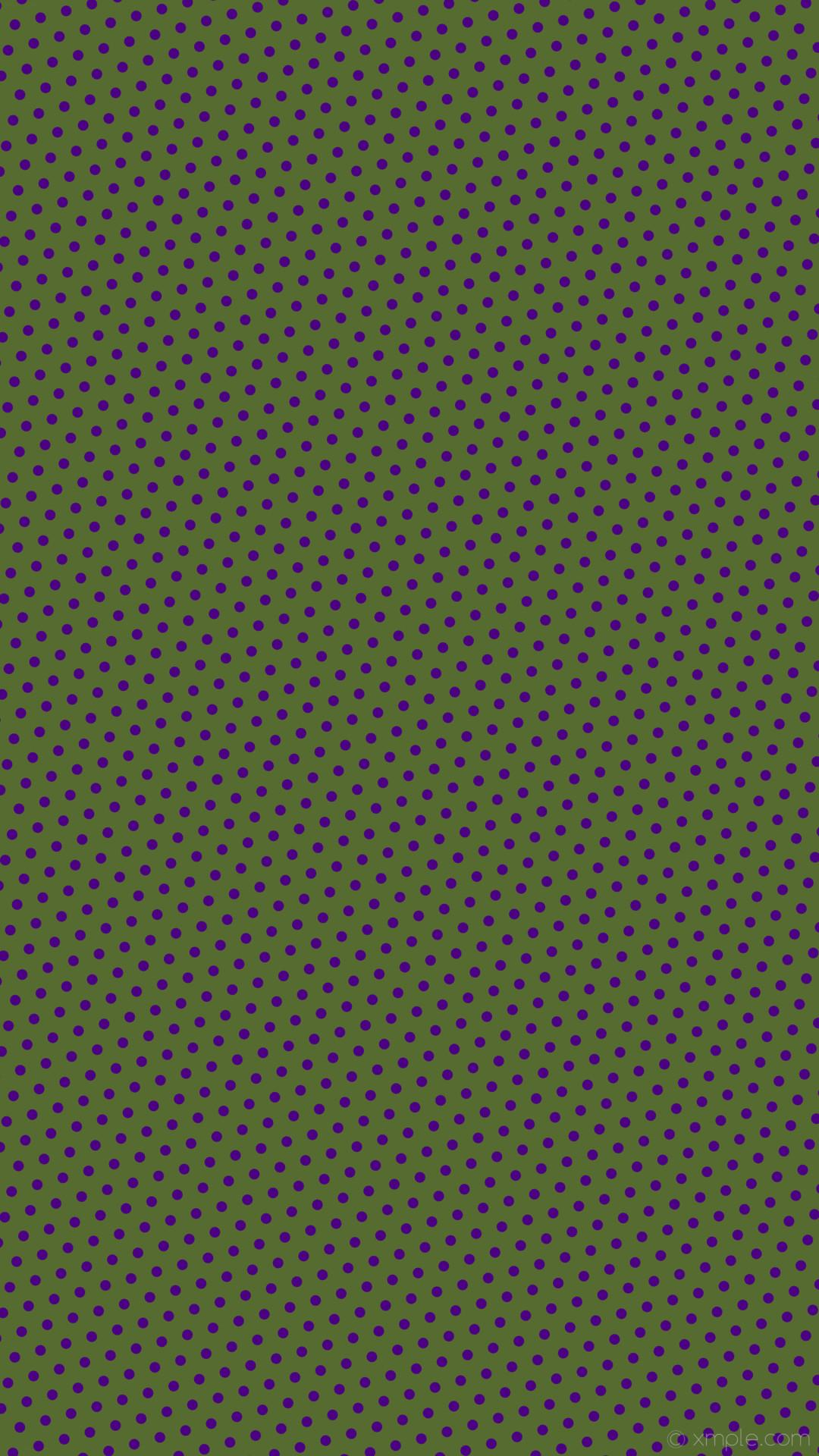 Res: 1080x1920, wallpaper green polka hexagon purple dots dark olive green indigo #556b2f  #4b0082 diagonal 15