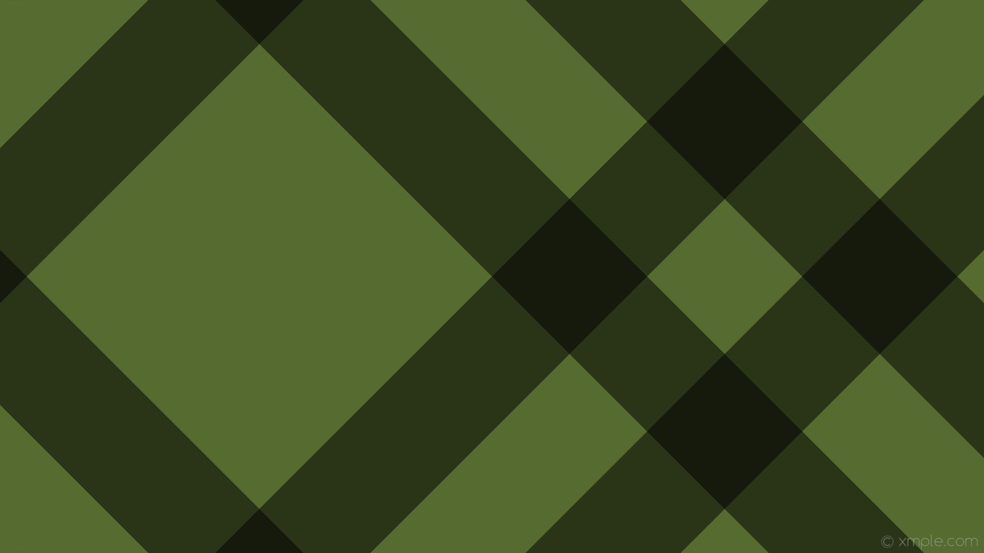 Res: 1920x1080, wallpaper black dual gingham striped green dark olive green #556b2f #000000  45° 214px