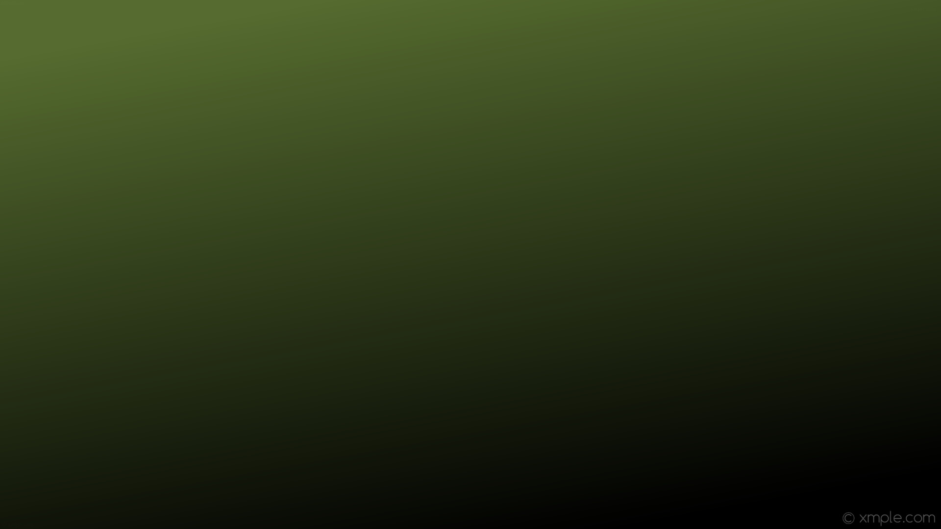 Res: 1920x1080, wallpaper black green gradient linear dark olive green #000000 #556b2f 300°