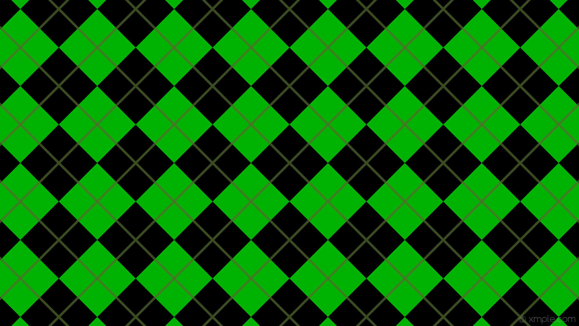 Res: 1920x1080, free wallpaper argyle lines diamonds green black lime dark olive green ff  bf with green and black wallpaper