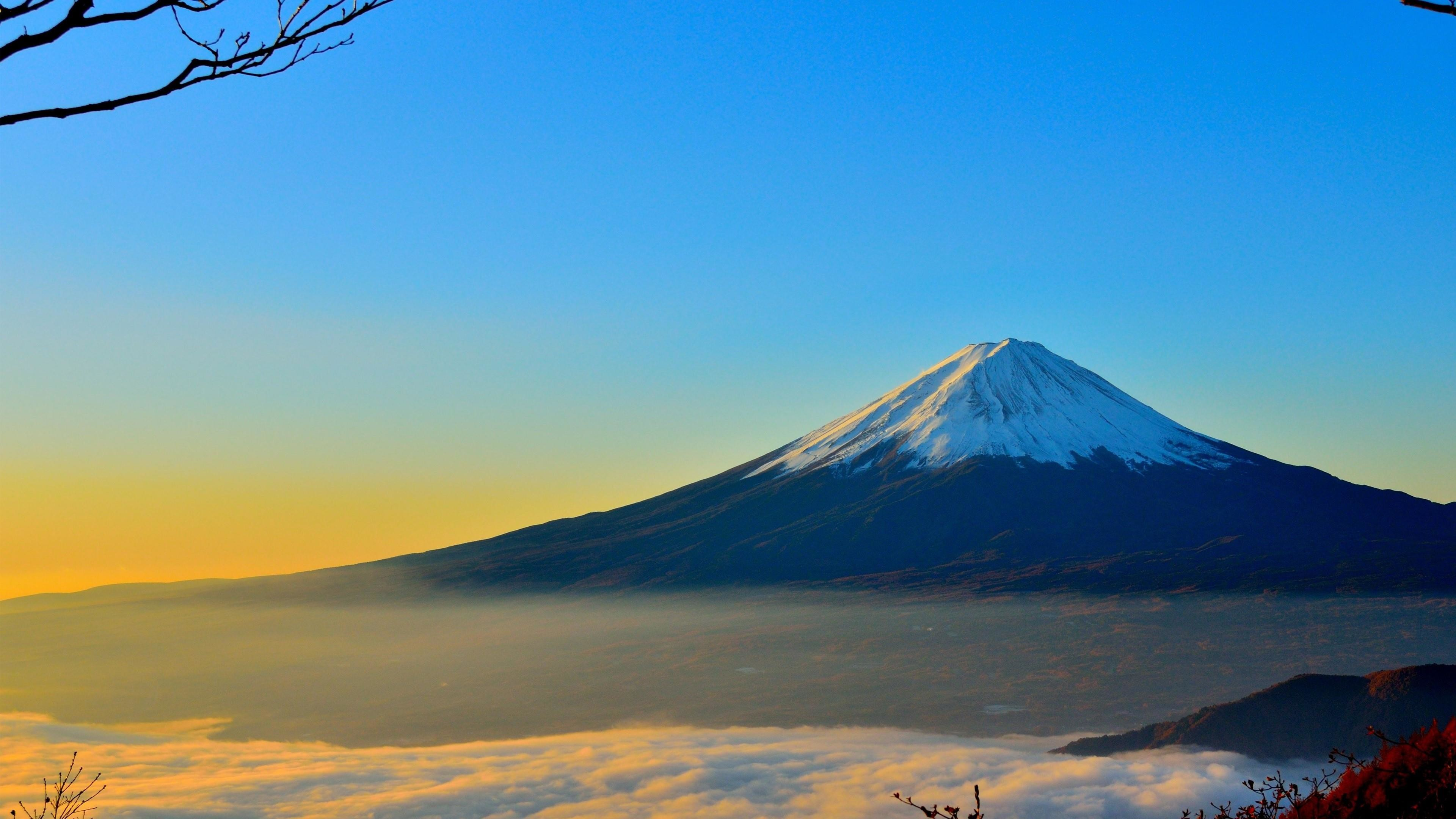 Res: 3840x2160, Mount Fuji - Japan Wallpaper   Wallpaper Studio 10   Tens of thousands HD  and UltraHD wallpapers for Android, Windows and Xbox