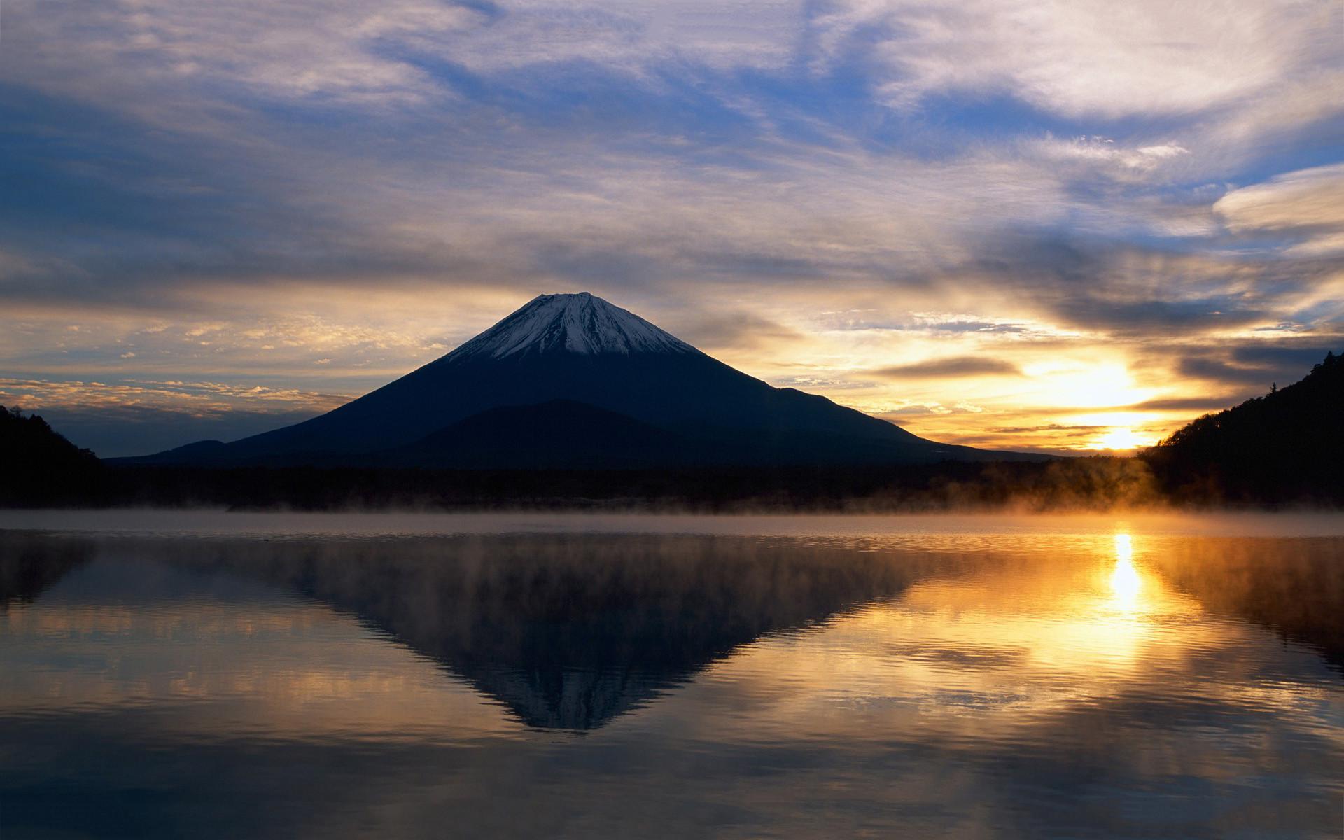 Res: 1920x1200, Mt Fuji 34460