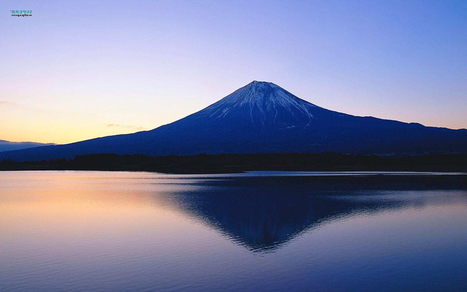 Res: 1920x1200, Full HD pics of lake mount Fuji