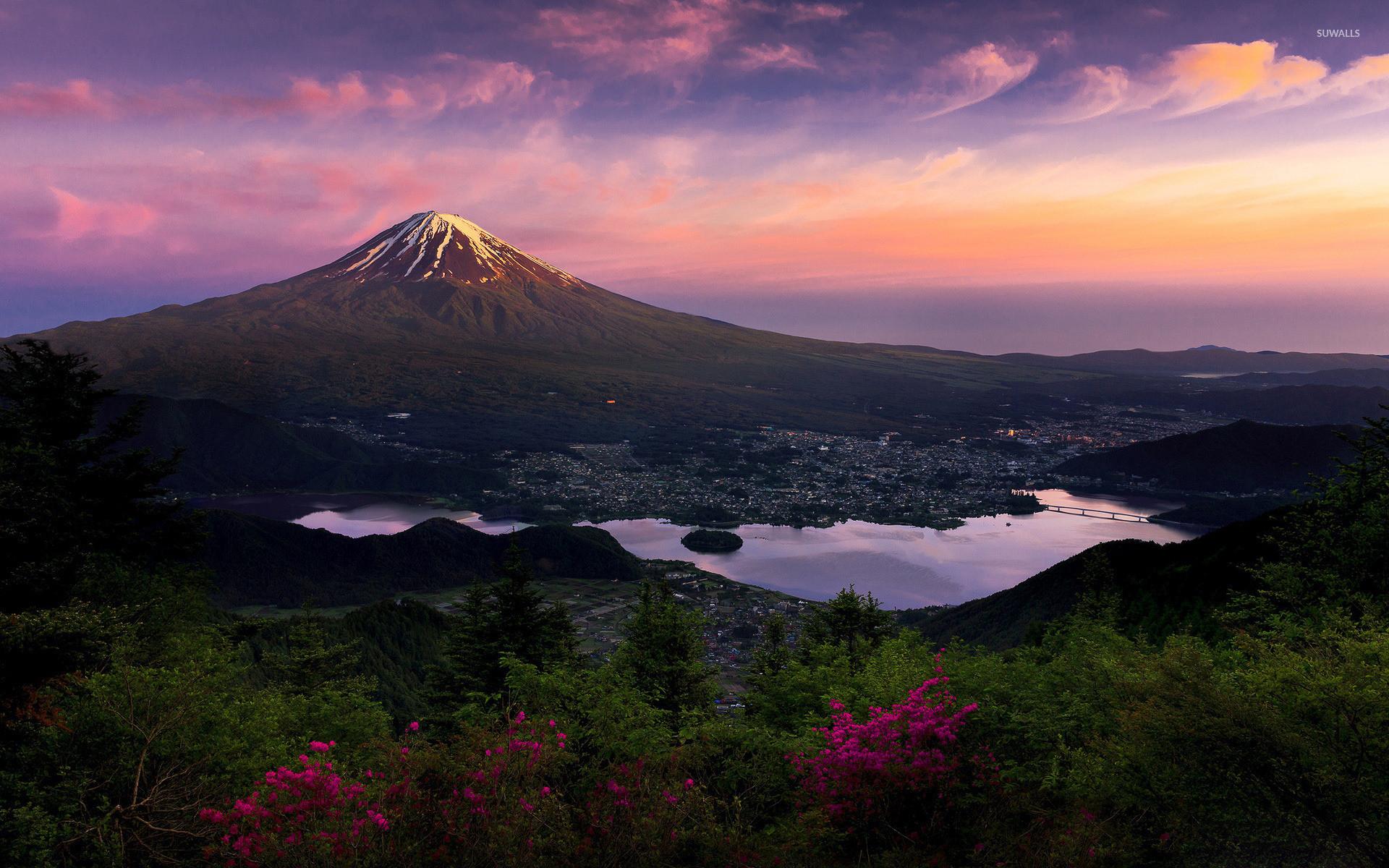 Res: 1920x1200, Mount Fuji [3] wallpaper