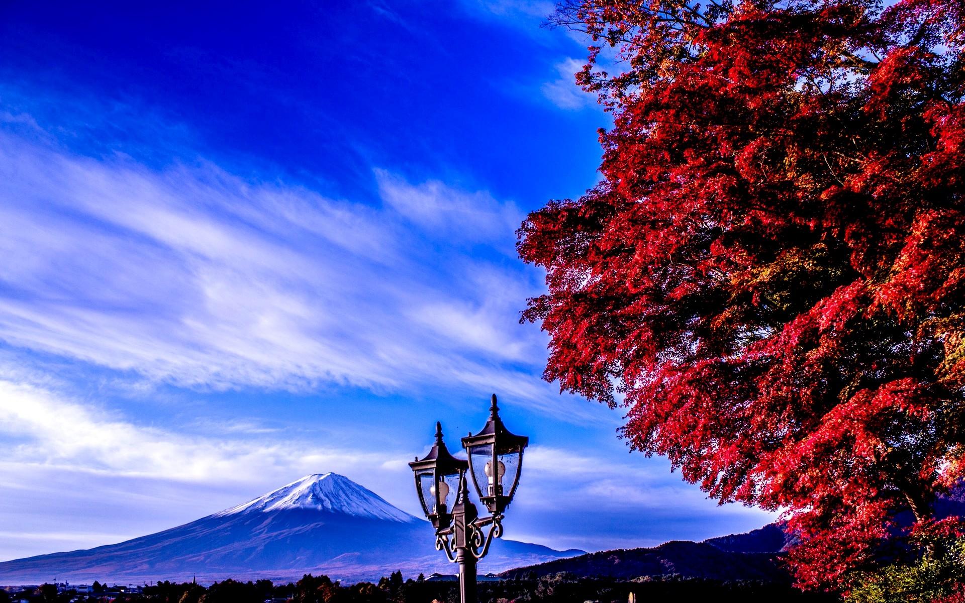 Res: 1920x1200, Mount Fuji High Resolution Wallpaper