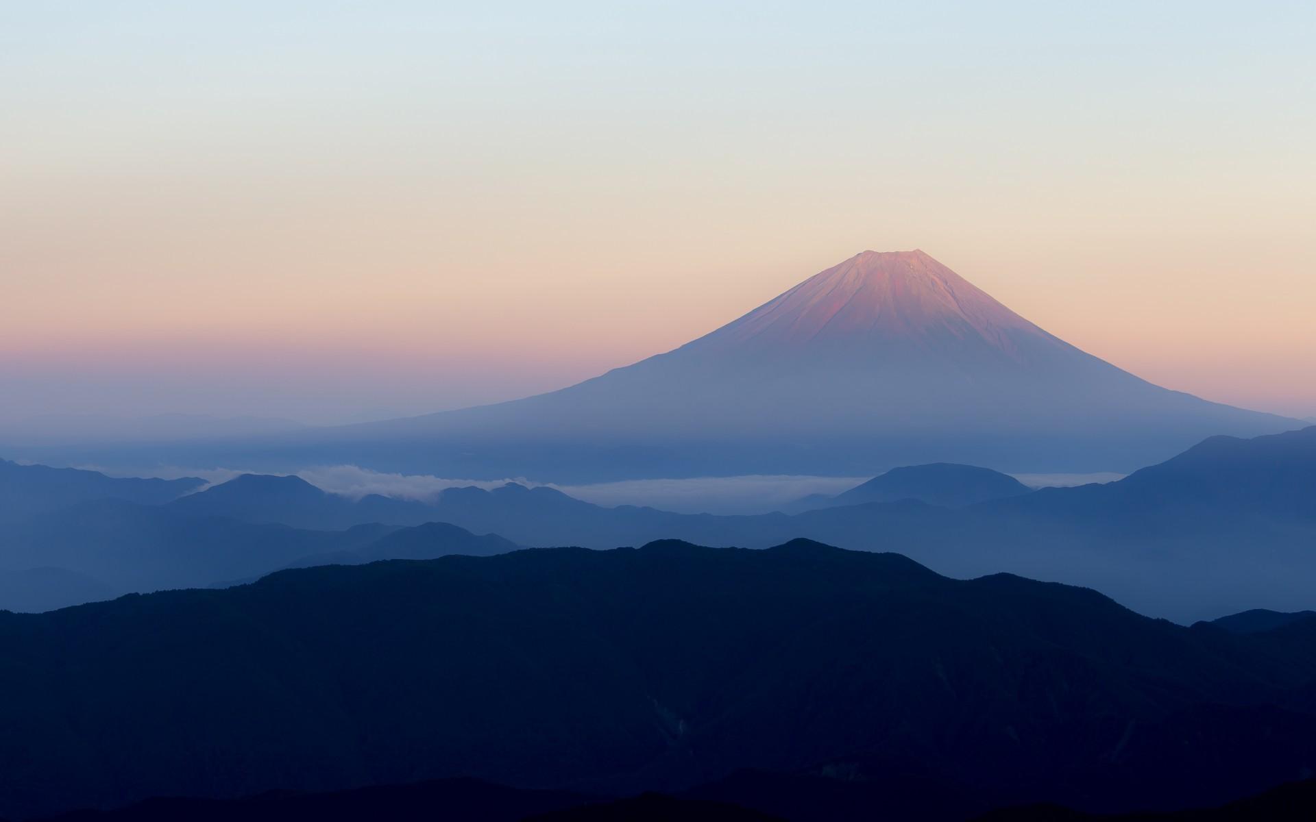 Res: 1920x1200, Mount Fuji Japan 4K Wallpaper