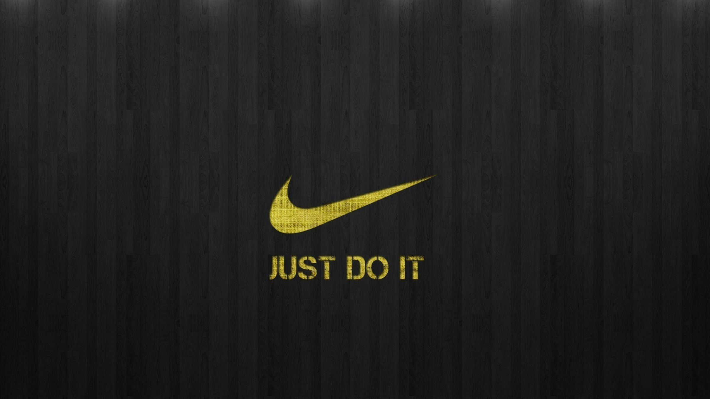 Res: 2400x1350, Just do it nike Marken logos Sport