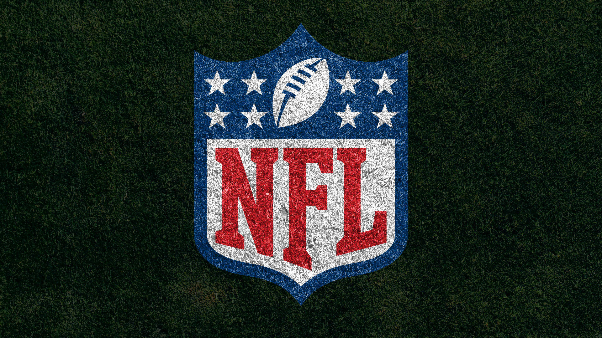 Res: 1920x1080, NFL 2017 Schedule Wallpaper Turf Logo Football