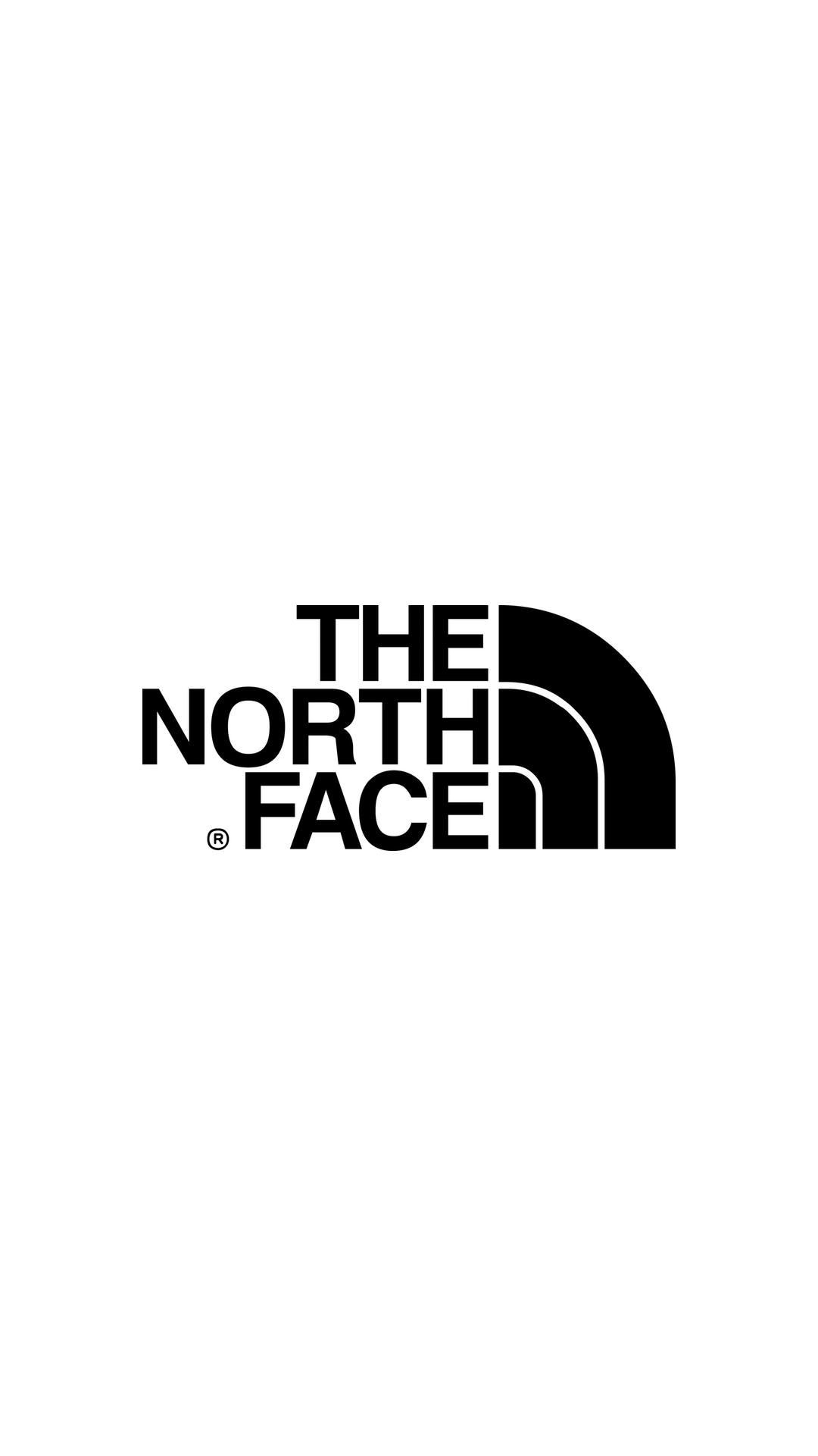 Res: 1080x1920, Sport Logos · THE NORTH FACE iPhone Wallpaper