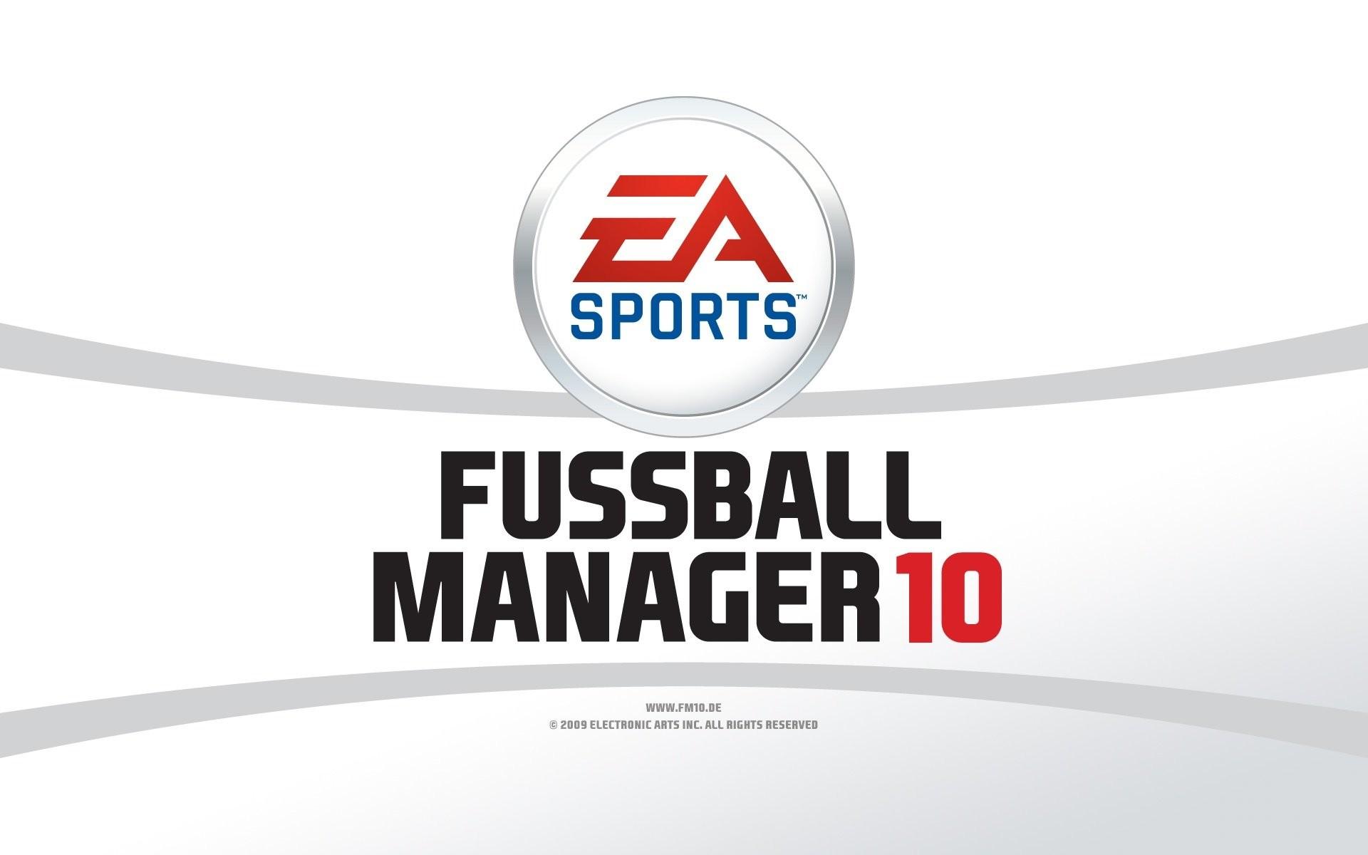 Res: 1920x1200, Wallpaper zu Fussball Manager 10 herunterladen