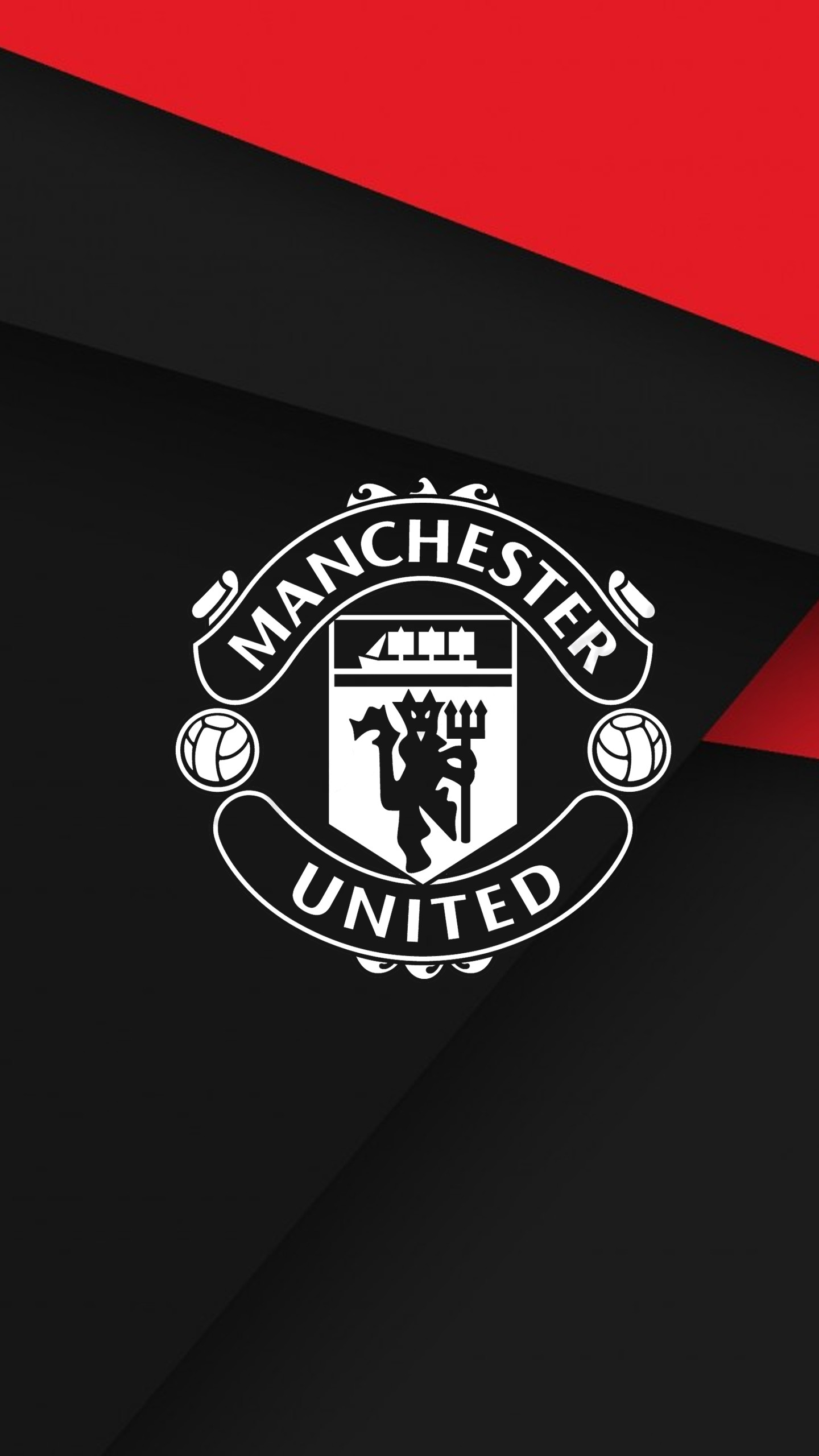 Res: 1440x2560, Hs Sport · Manchester United Phone Wallpapers
