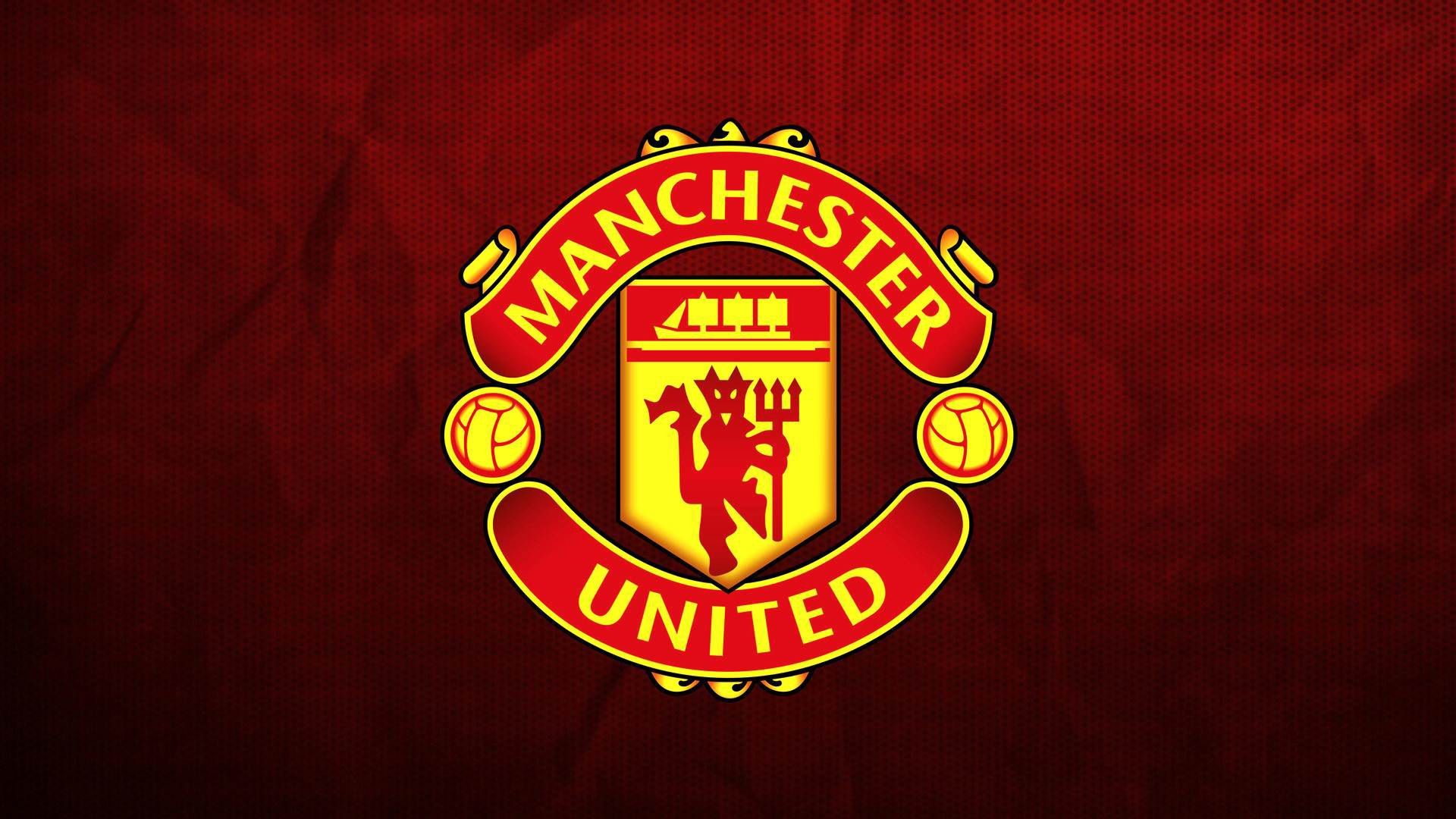 Res: 2048x2048, ... Manchester United Logo Wallpapers HD Collection | Free Download .