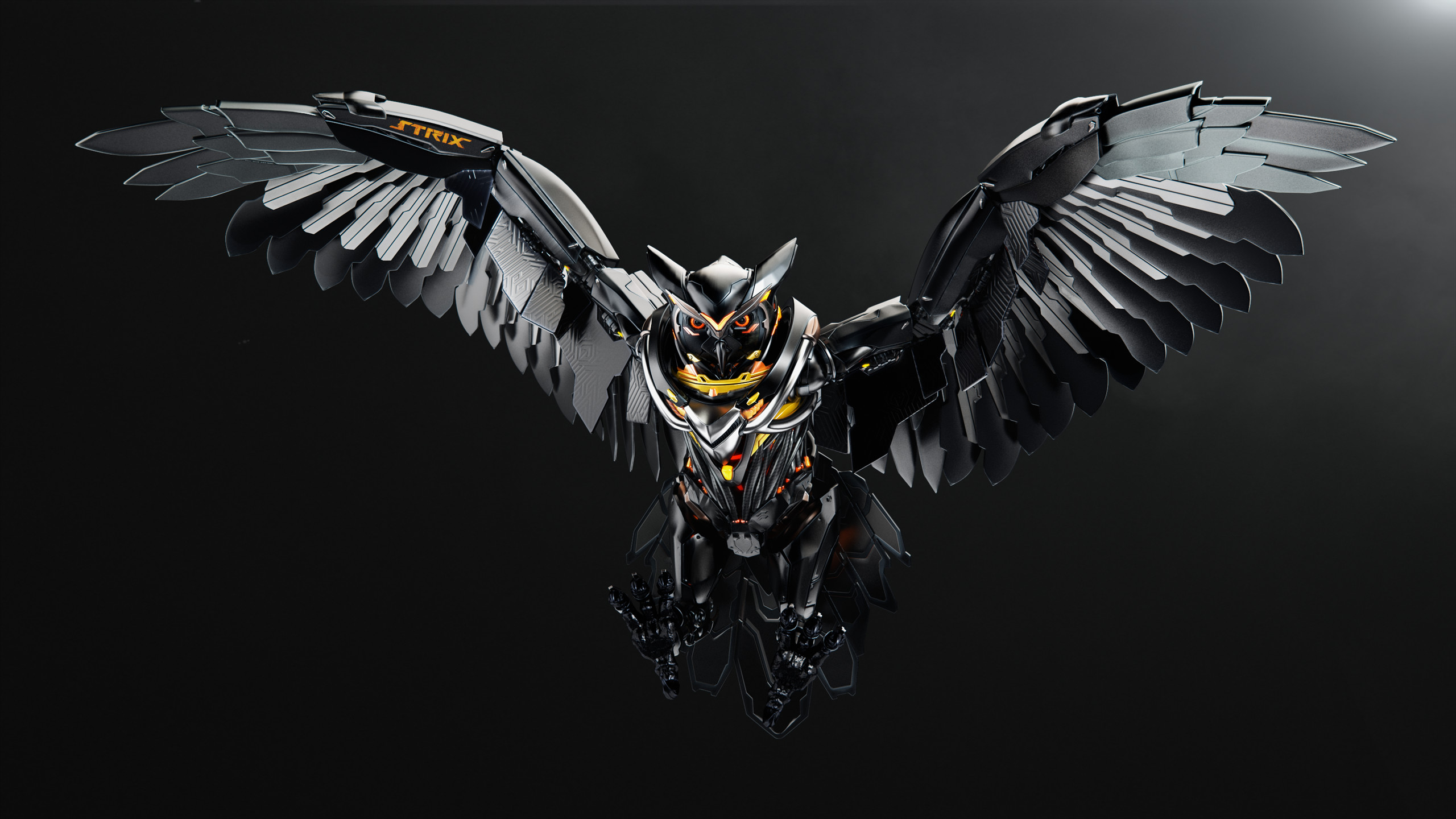 Res: 2560x1440, Owl Wallpapers 8 - 2560 X 1440