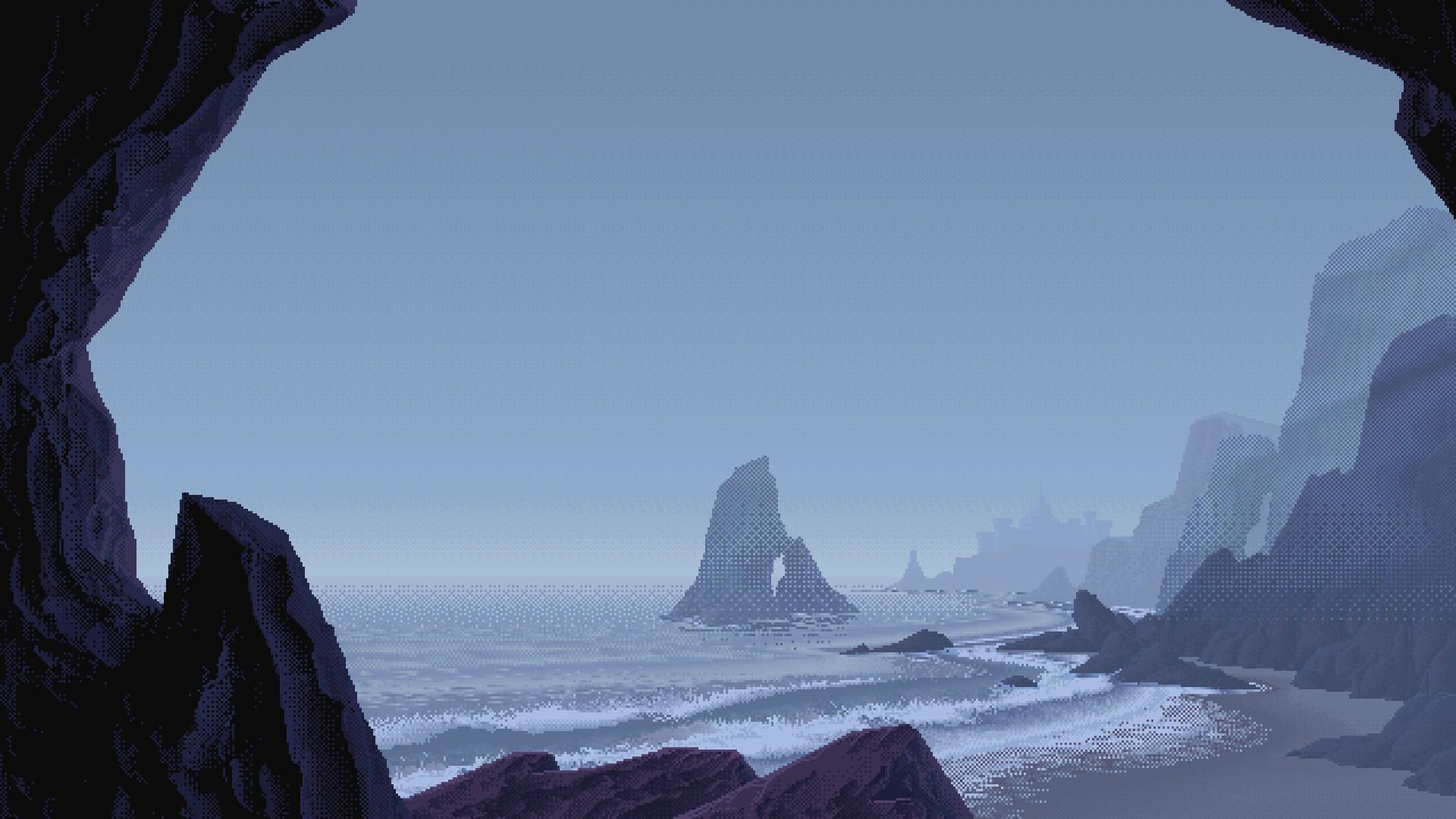 Res: 1920x1080, 16-Bit Ocean View [] ...