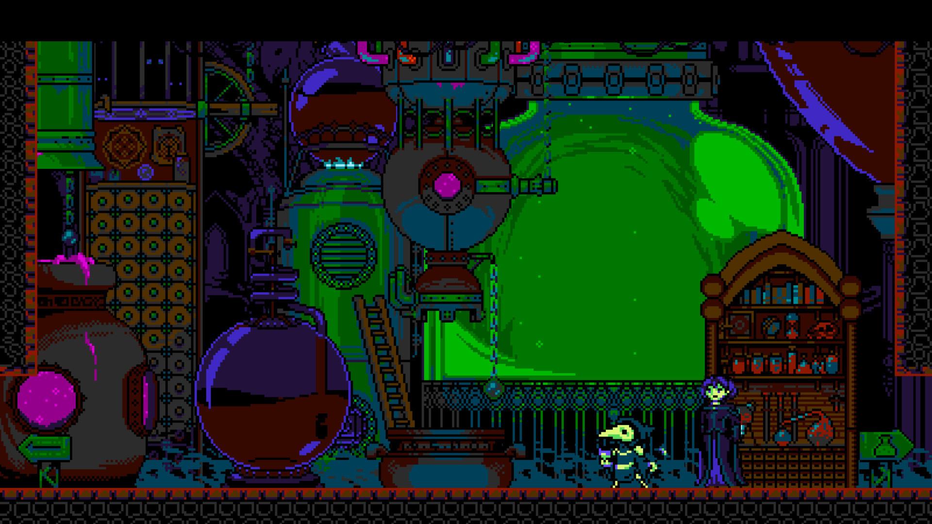 Res: 1920x1080, Shovel Knight, Video Games, Pixel Art, 8 bit, 16 bit, Fantasy Art Wallpapers  HD / Desktop and Mobile Backgrounds