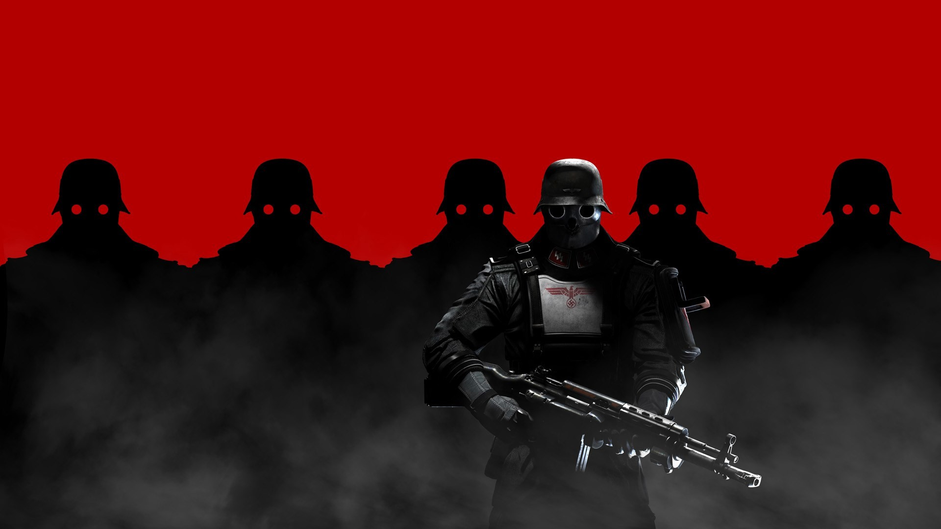 Res: 1920x1080, Wolfenstein The New Order Game Wallpaper Free Download