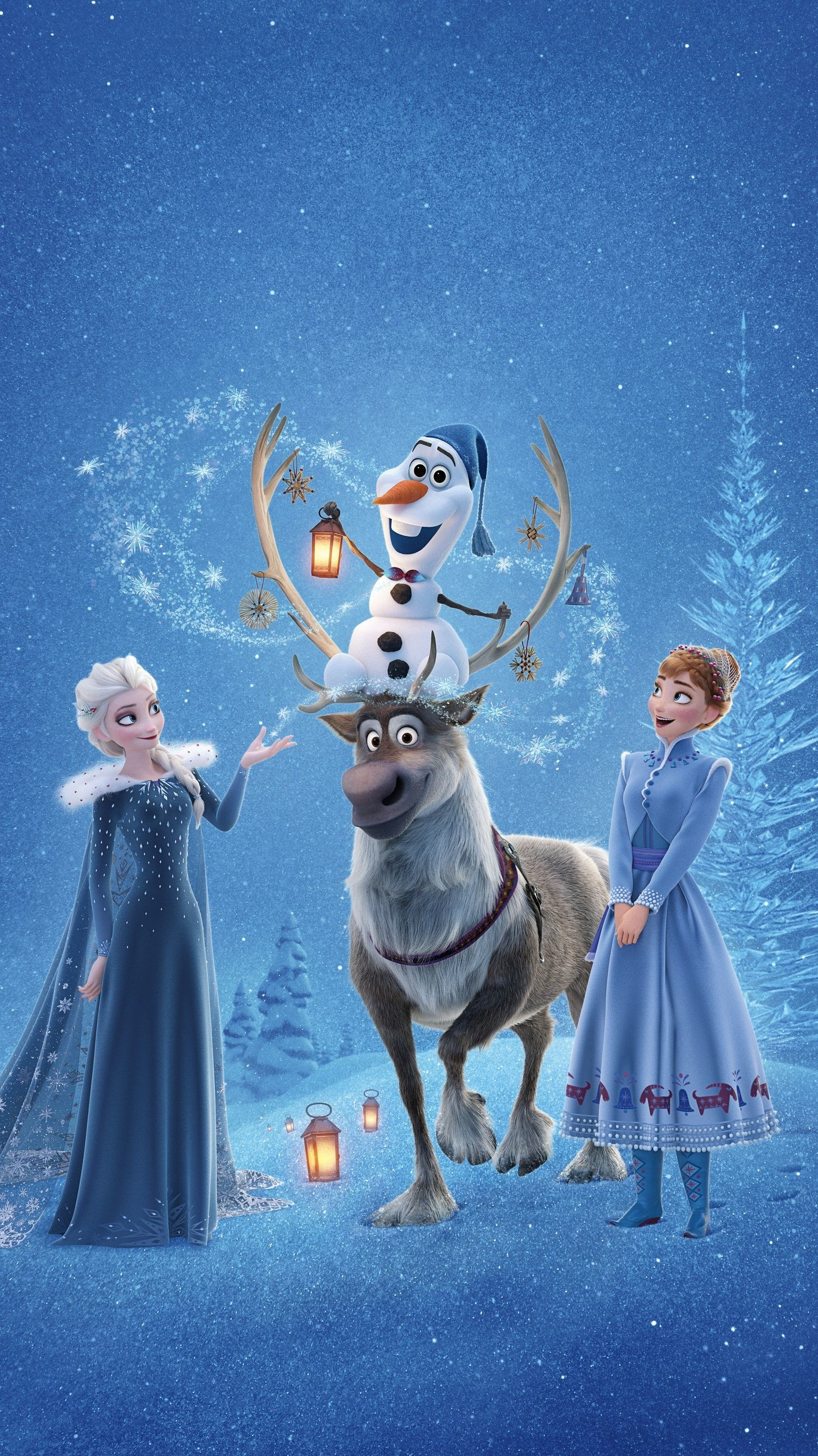 Res: 1536x2733, Olaf's Frozen Adventure (2017) Phone Wallpaper | Disney s, Disney wallpaper  and Disney dreams