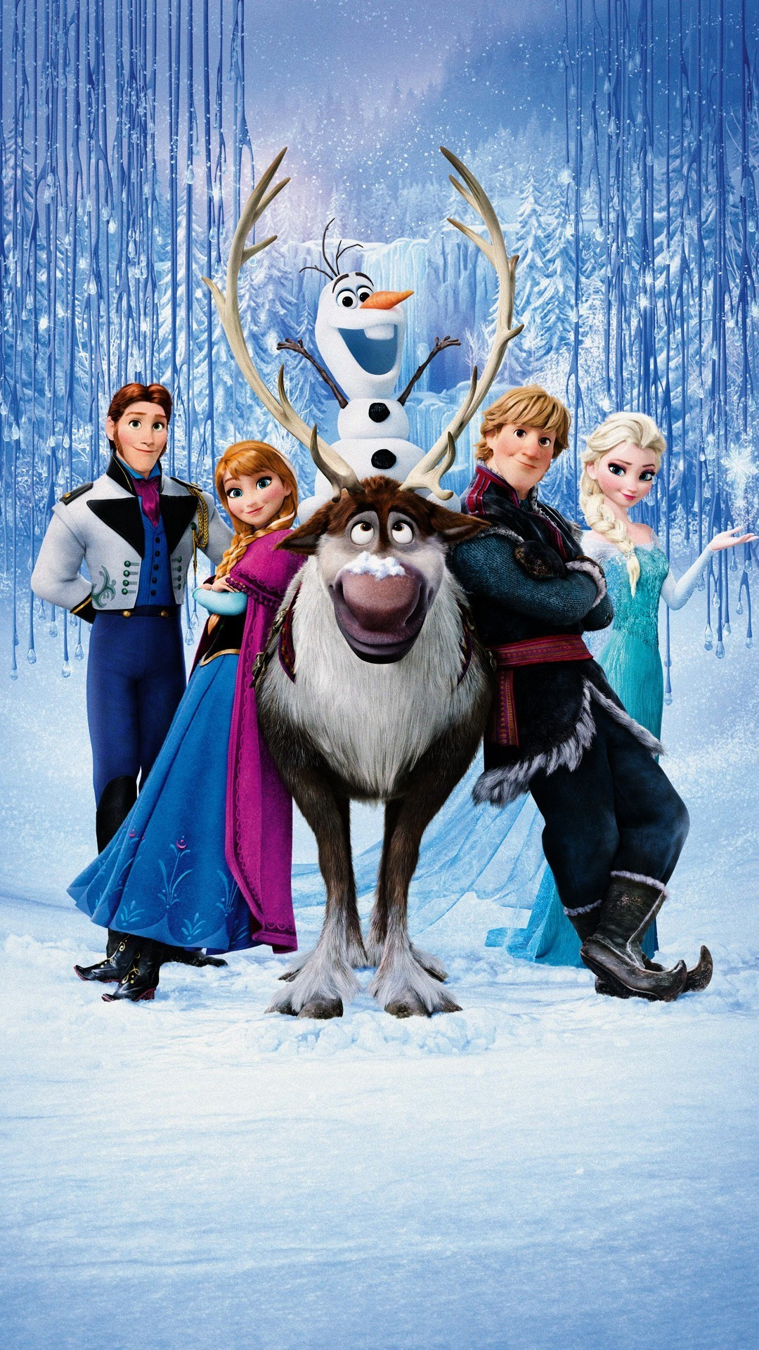 Res: 1080x1920, disney wallpapers for mobile frozen hd