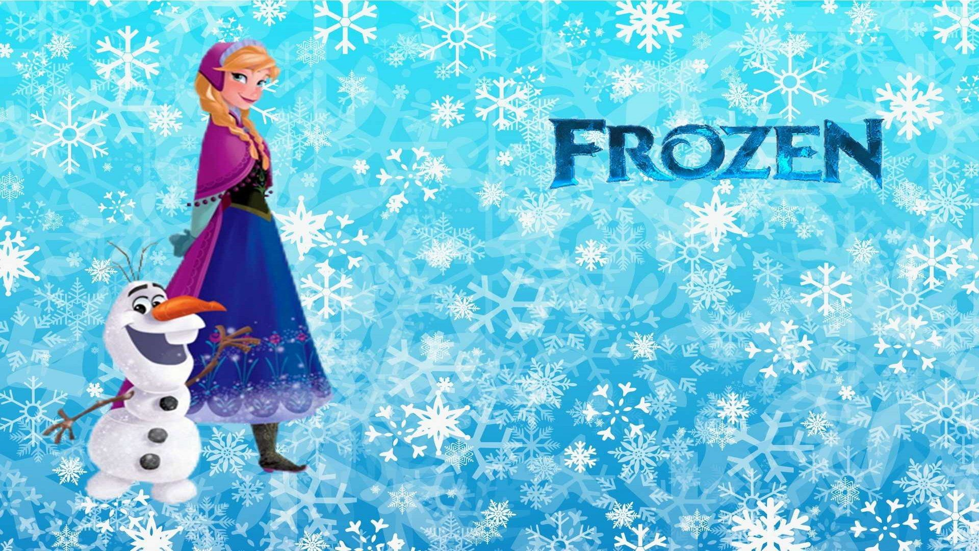 Res: 1920x1080, Anna Frozen Movie Wallpaper | Free Desk Wallpapers
