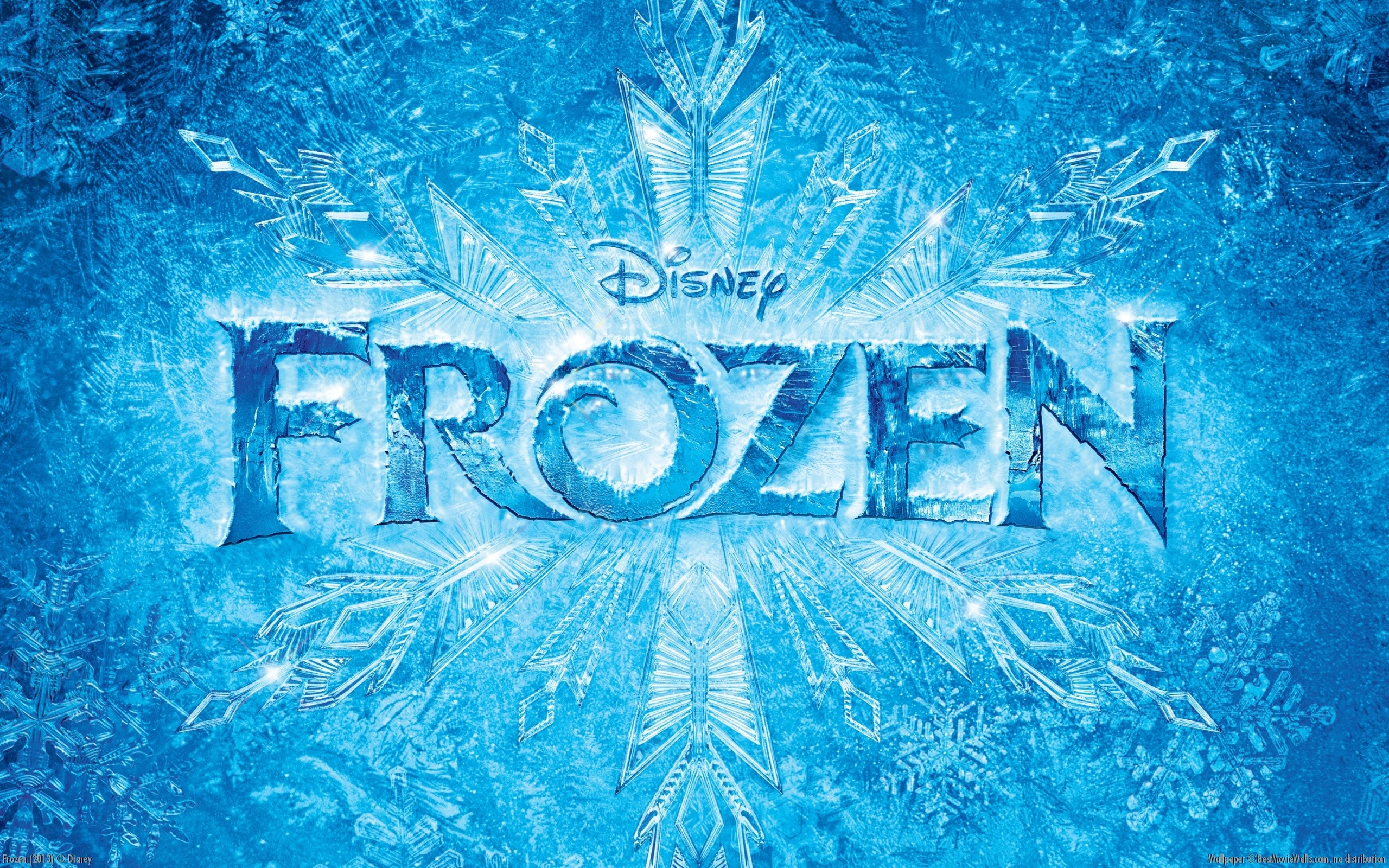 Res: 2560x1600, best-movie-walls-frozen-wallpaper-logo