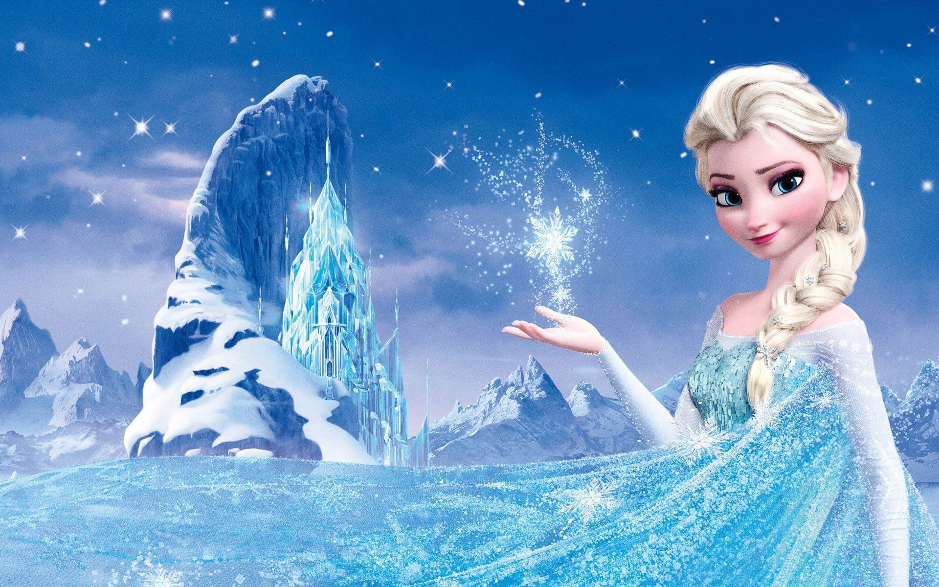 Res: 1920x1200, Disney-Frozen-Elsa-Widescreen-Wallpaper