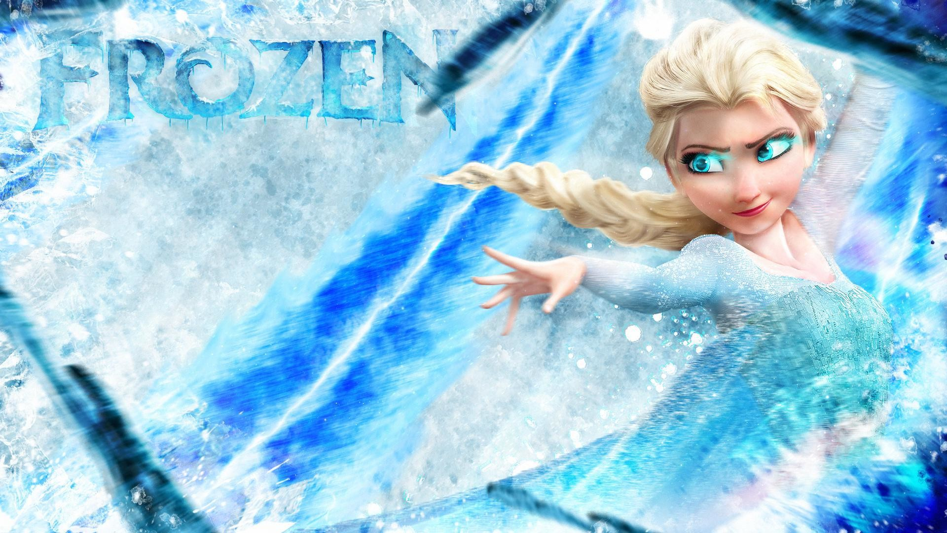 Res: 1920x1080, HD Frozen Disney Elsa Eyes Wallpaper