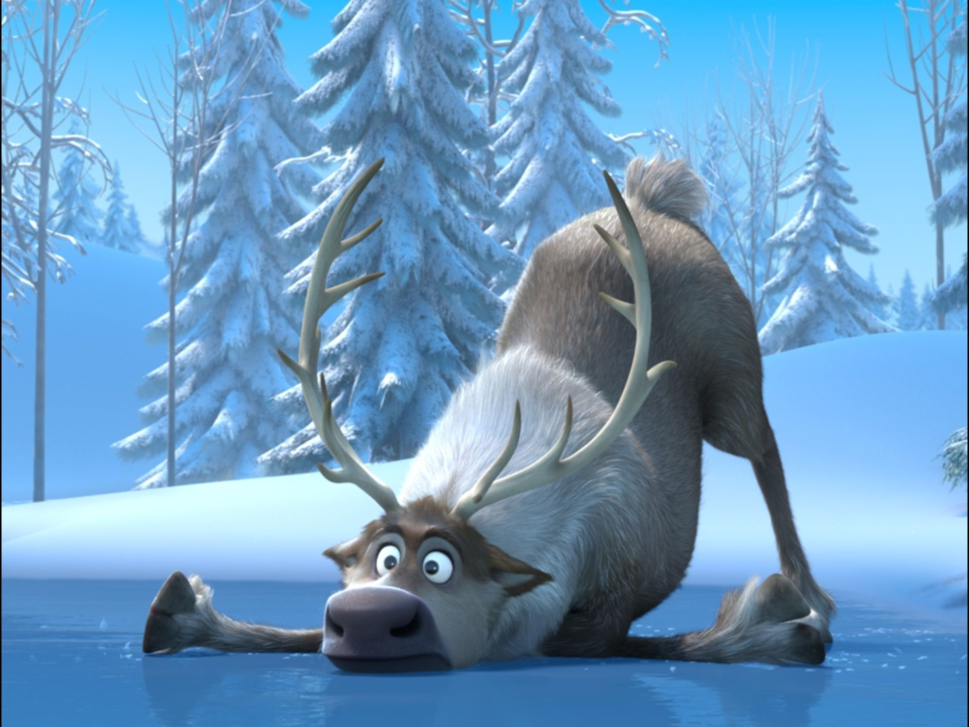 Res: 1920x1440, disney-frozen-sven