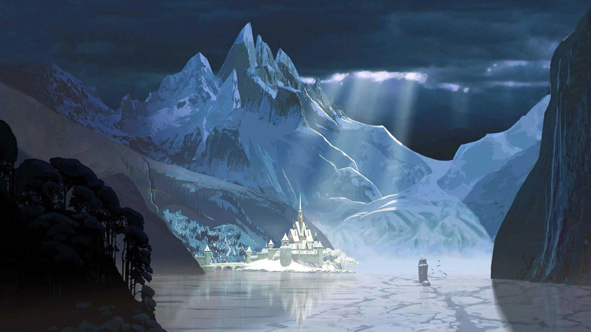 Res: 1920x1080, Disney Movie Frozen HD Wallpaper for Lumia