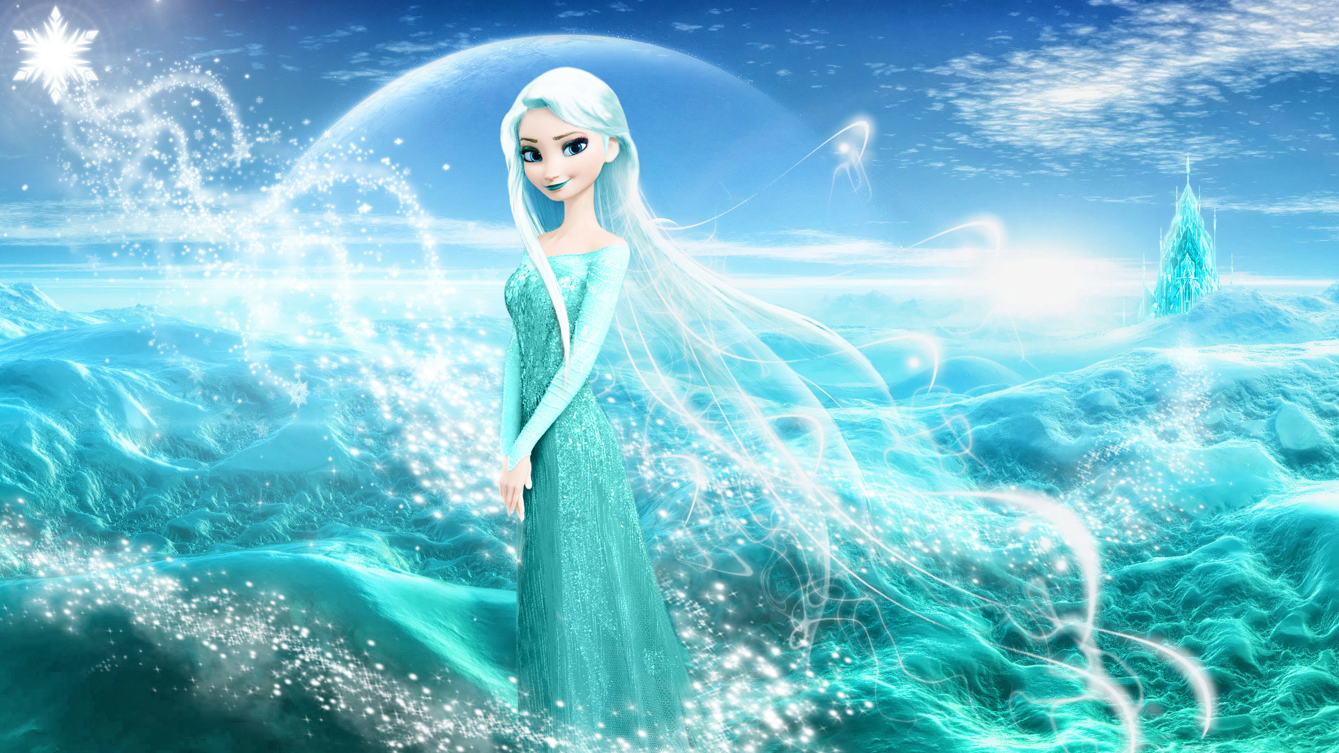 Res: 1920x1080, Wallpapers Elsa Disney Frozen  wallpaper
