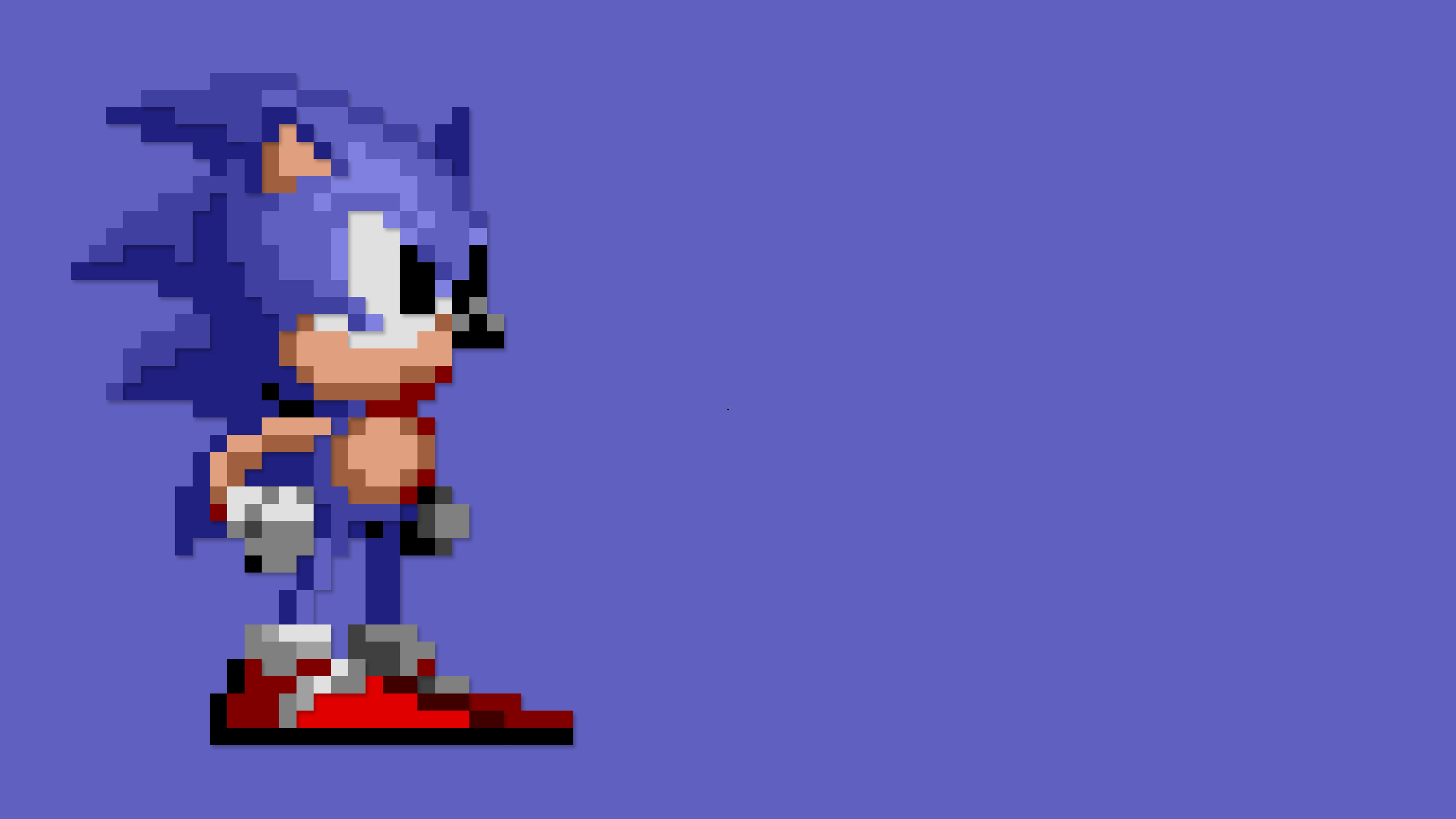 Res: 3840x2160, ... 16-Bit Sonic the Hedgehog Wallpaper by BlakeDH
