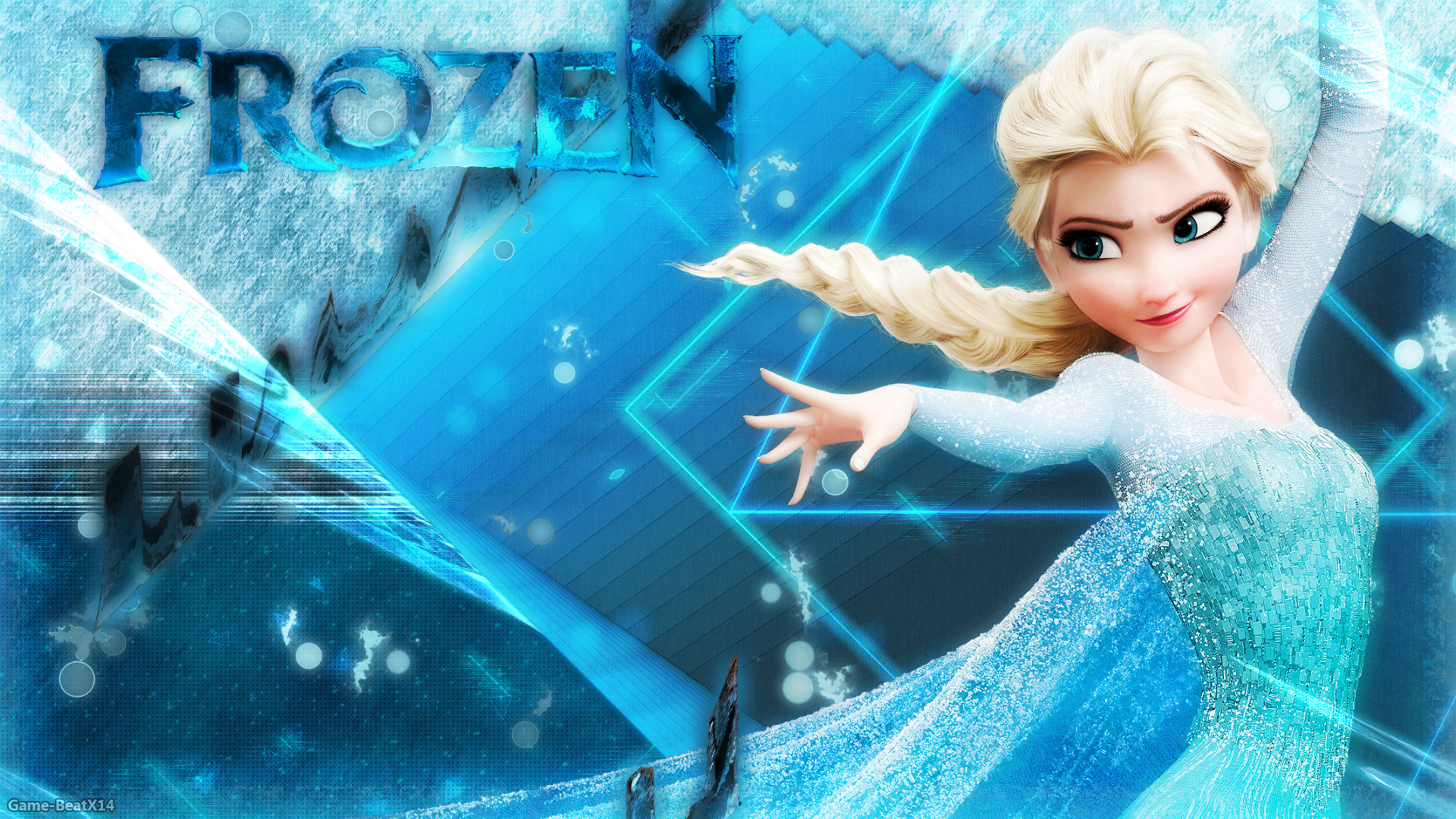 Res: 1920x1080, Elsa Frozen Wallpapers HD