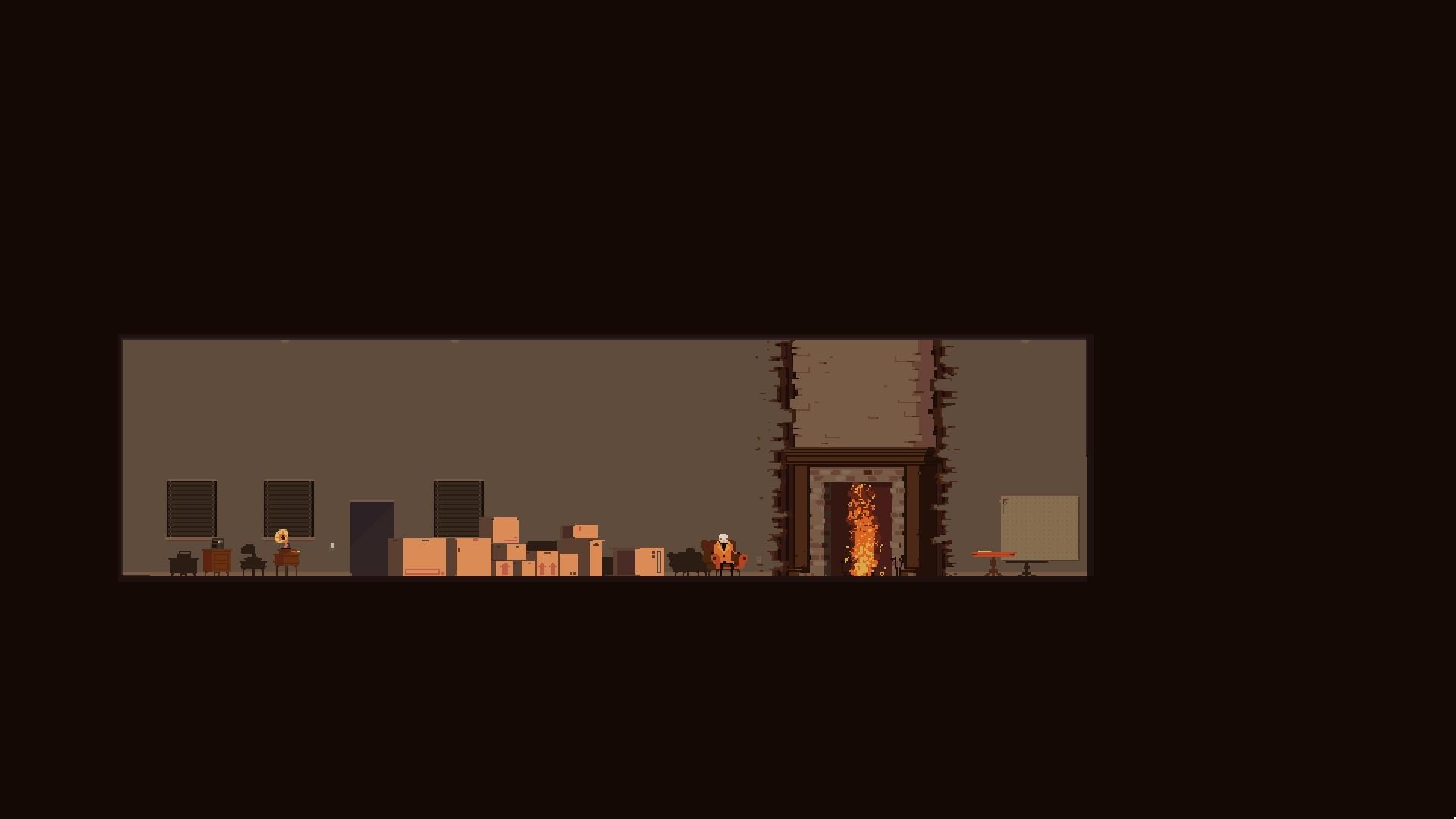 Res: 1920x1080, illustration video games city text symmetry skyline 16 bit 8 bit brand in  games deadbolt hopoo. Wallpaper illustration ...