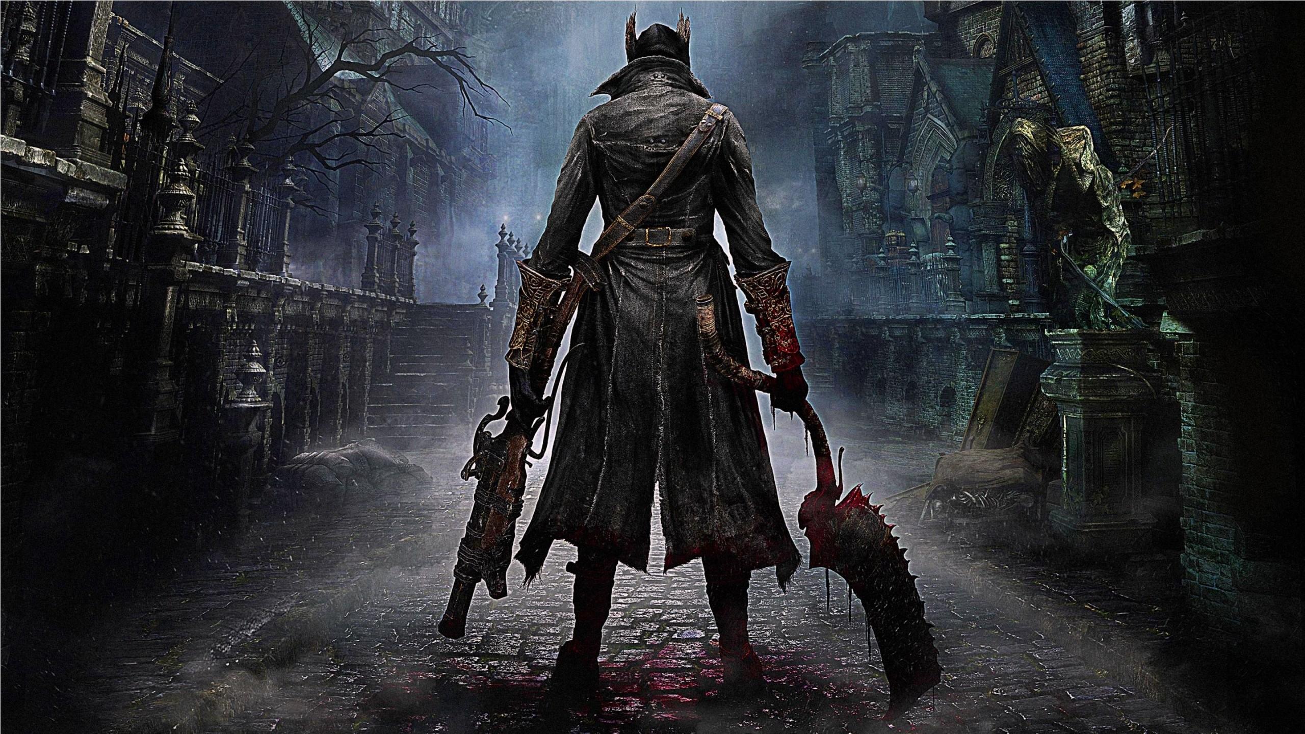 Res: 2560x1440, Bloodborne 2014 | 2560 x 1440 ...