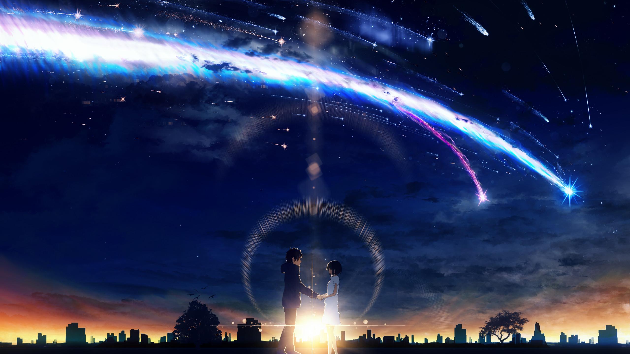 Res: 2560x1440, View Fullsize Kimi no Na wa. Image