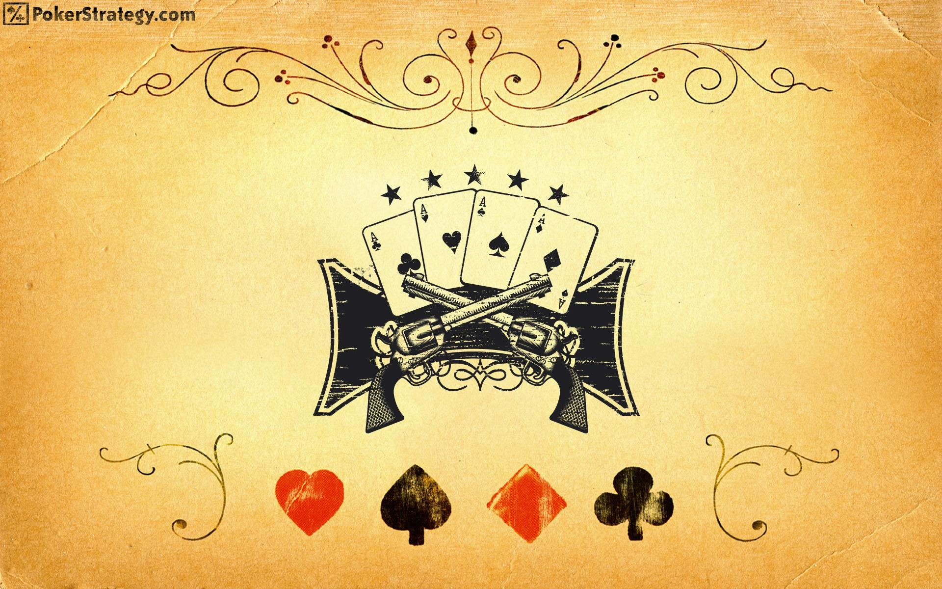 Res: 1920x1200,  Western poker desktop PC and Mac wallpaper