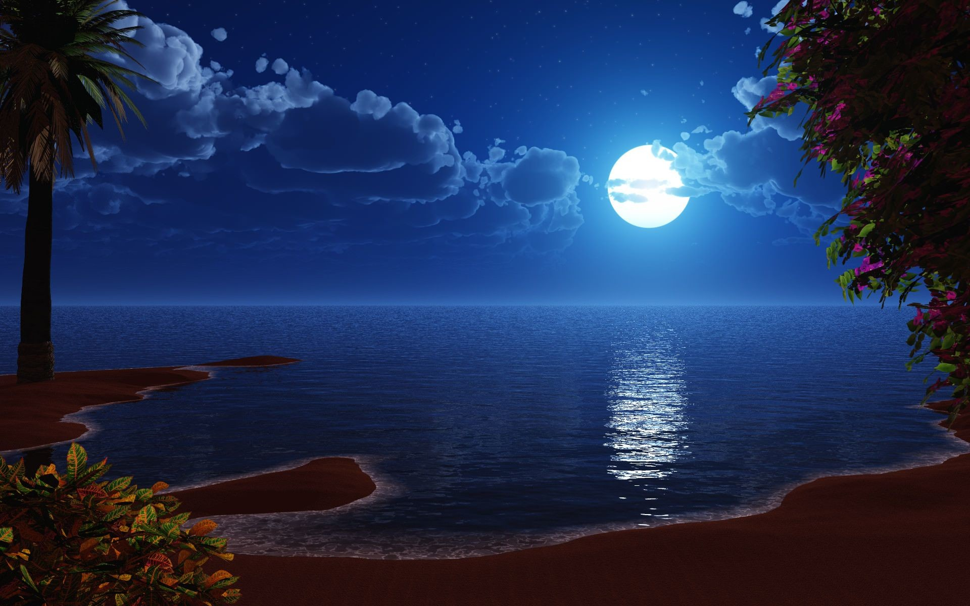 Res: 1920x1200, HD Moonlight Wallpapers and Photos HD Fantasy Wallpapers