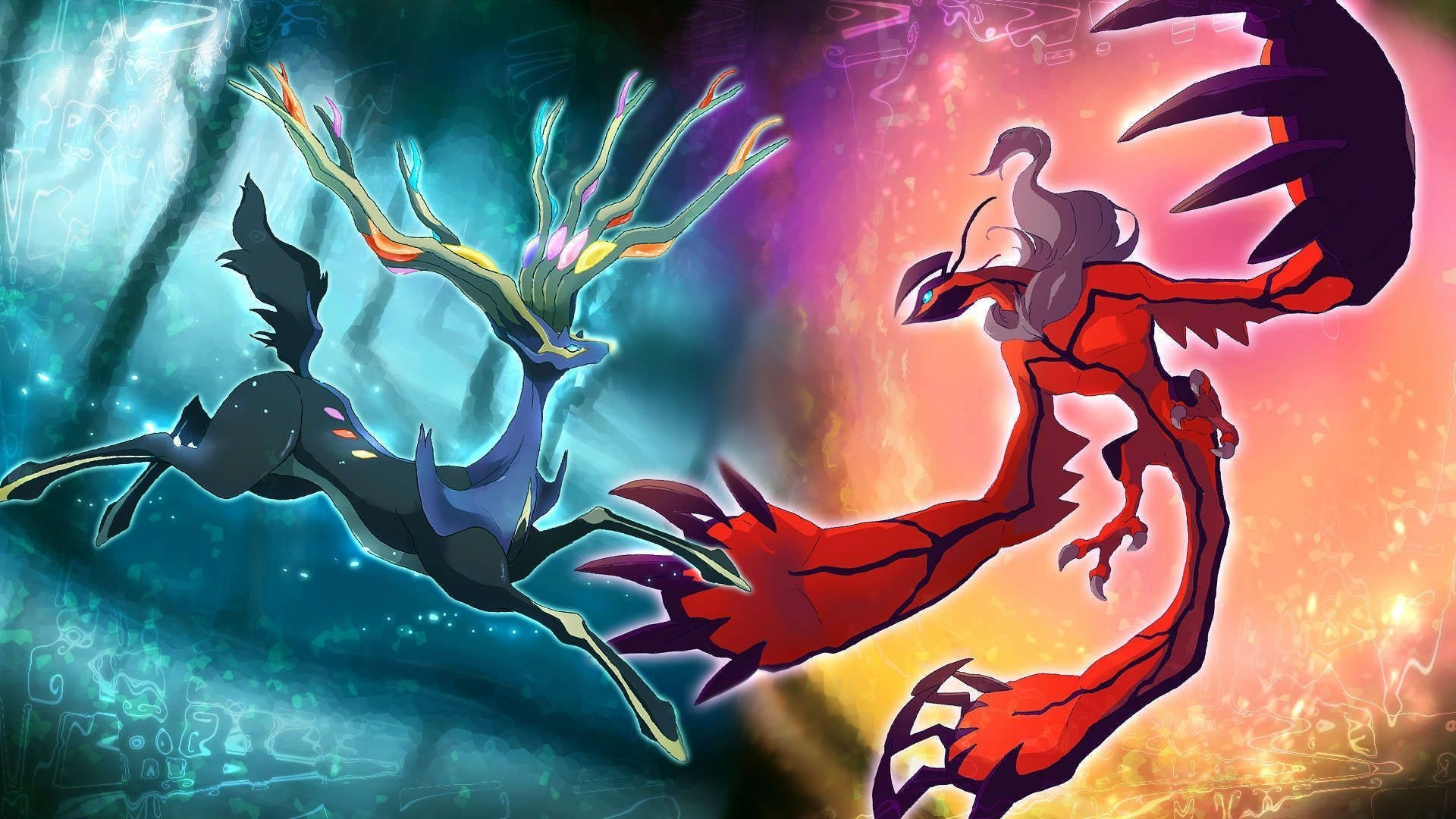 Res: 1920x1080,   All Legendary Pokemon Wallpapers - Wallpaper Cave